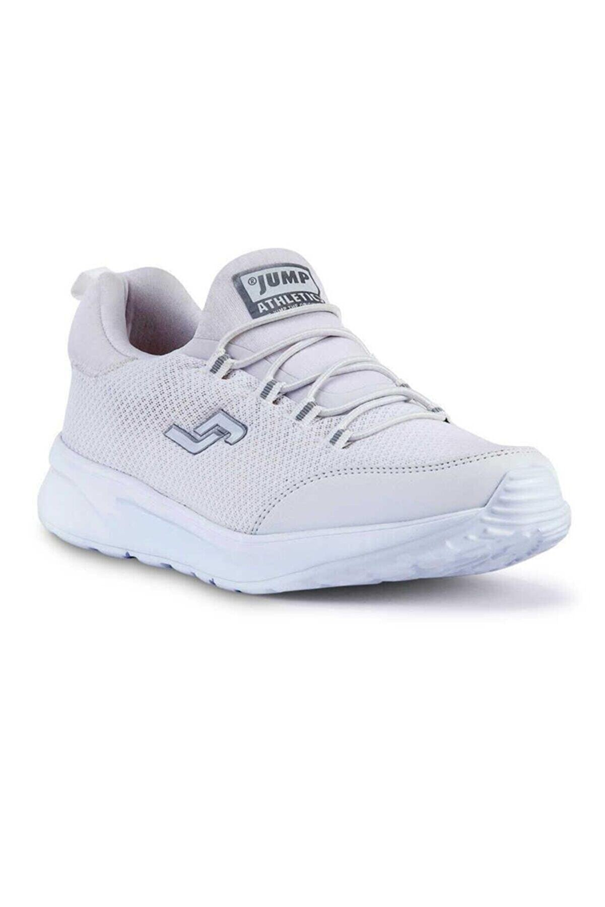 Jump 21135 Beyaz Erkek Spor Ayakkabı