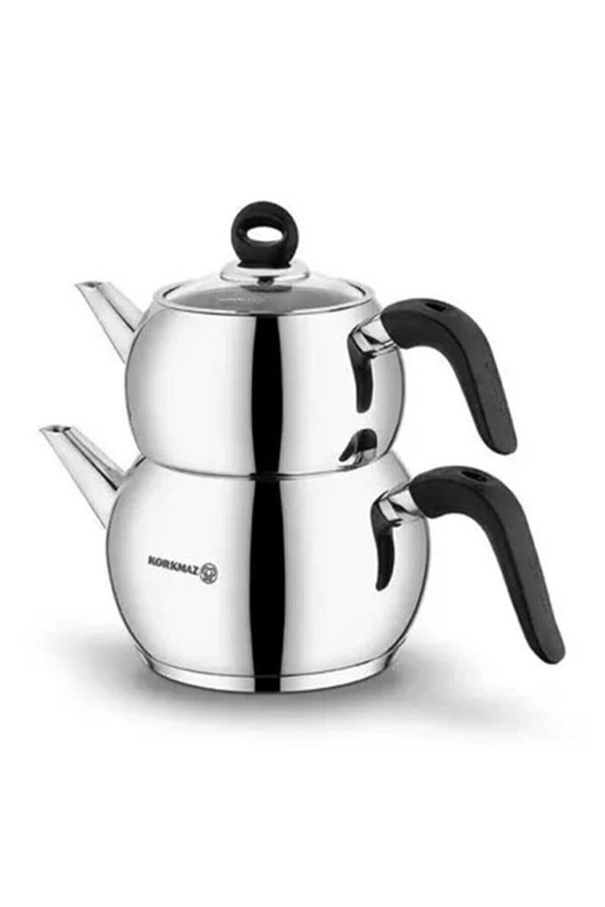 KORKMAZ Nora Çaydanlık Takımı