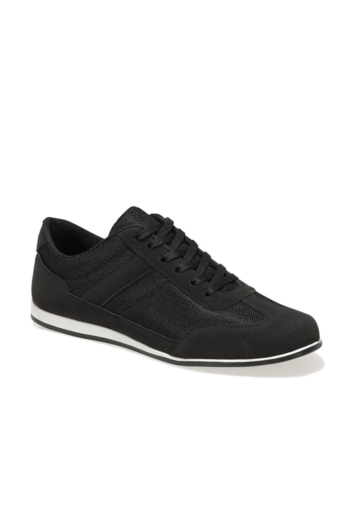 Polaris 356742.M1FX Siyah Erkek Sneaker Ayakkabı 100936368