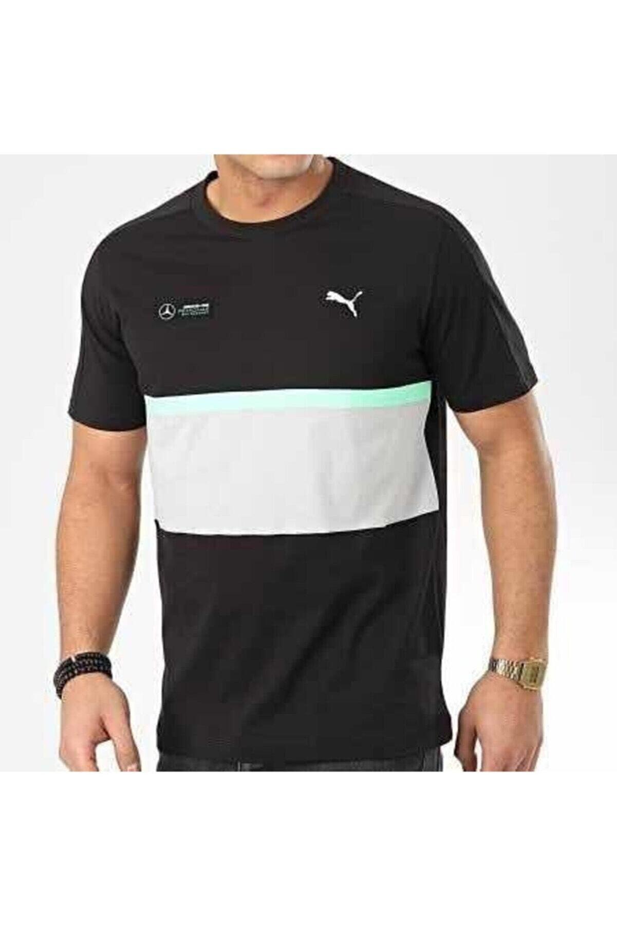 Puma Mercedes-amg Petronas Men's T7 Tee