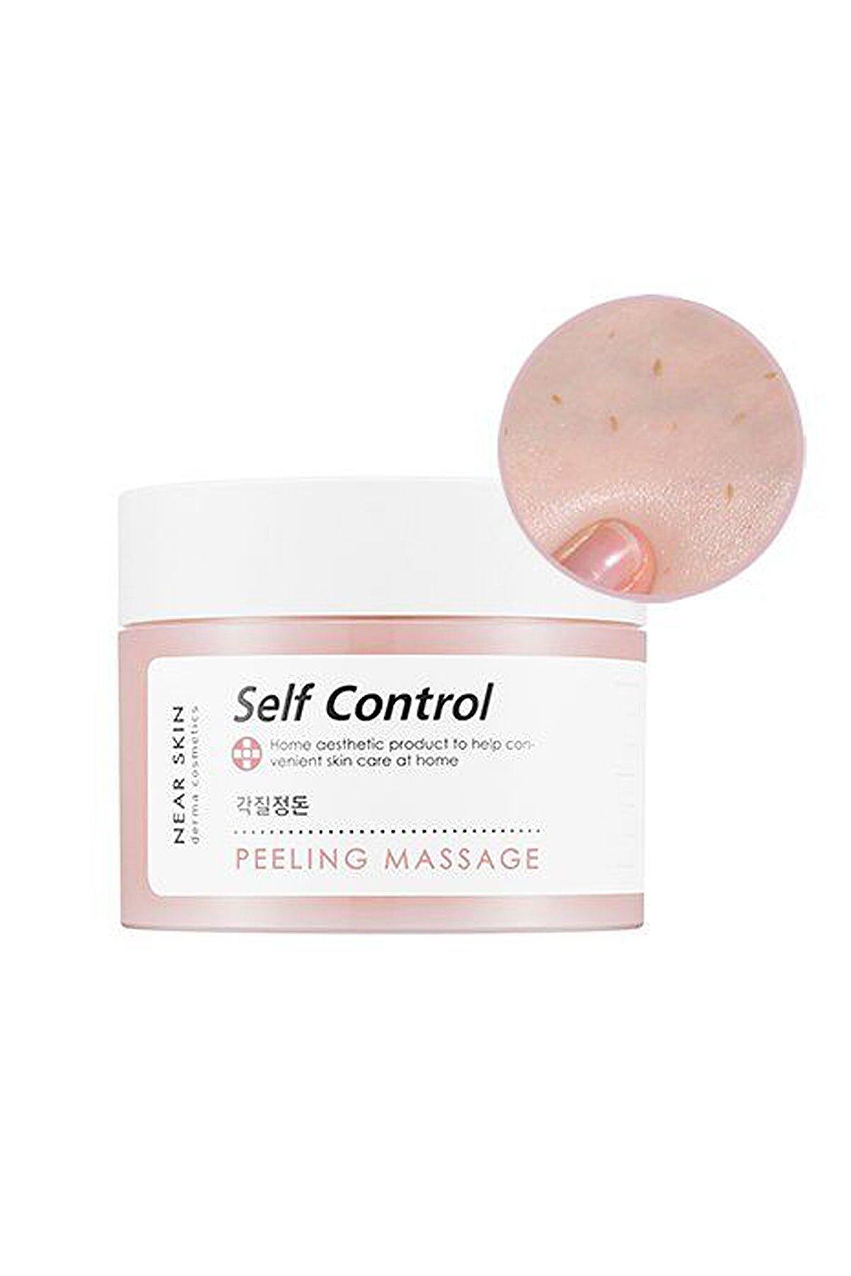 Missha Pürüzsüzleştirici ve Aydınlatıcı Vitamin Kapsüllü Peeling 200ml Near Skin Self Control Peeling