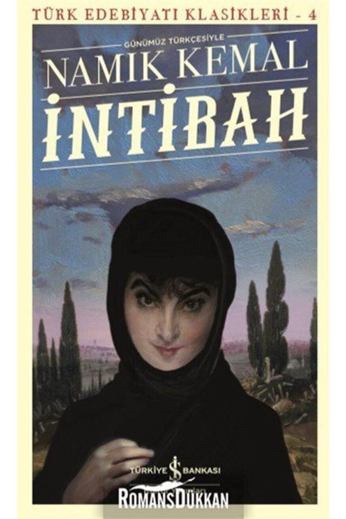 İş Bankası Kültür Yayınları Intibah-türk Edebiyatı Klasikleri 4