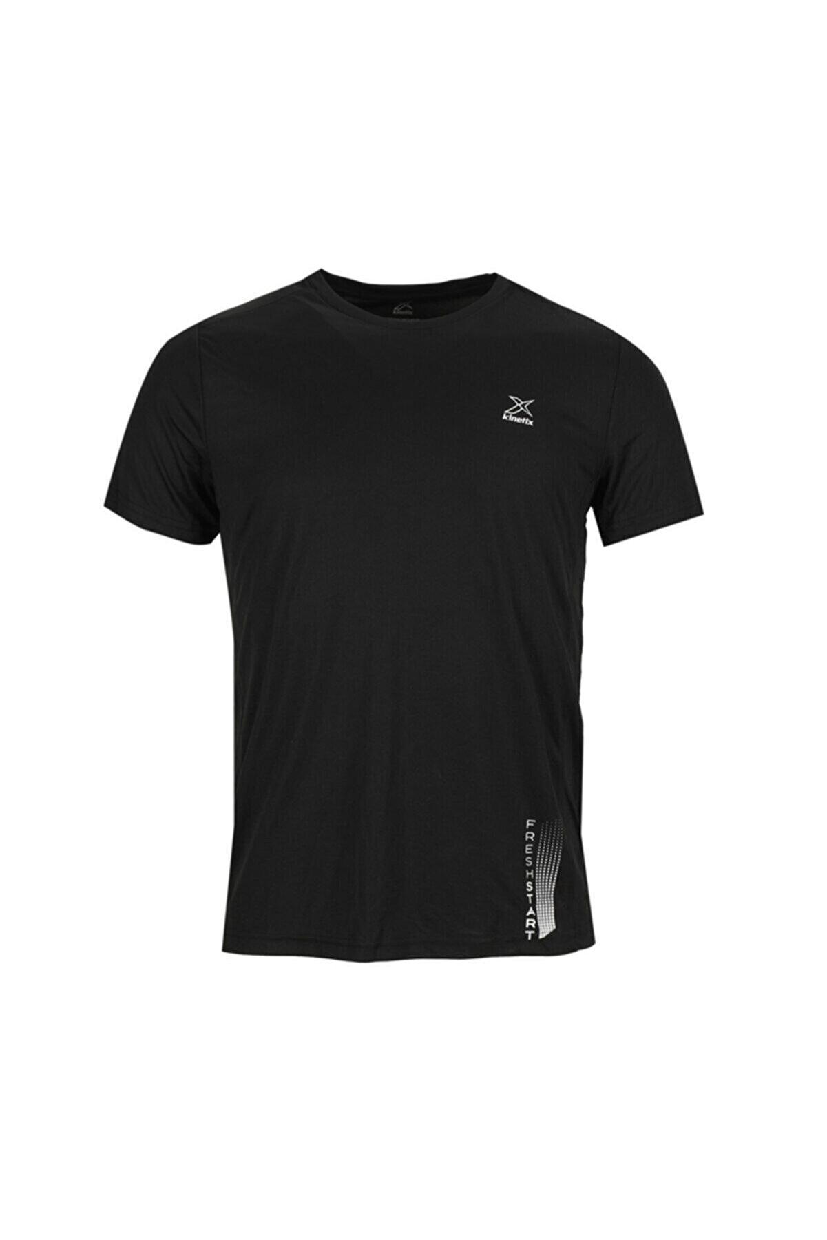 Kinetix SN243 ETON T-SHIRT Siyah Erkek T-Shirt 100583209