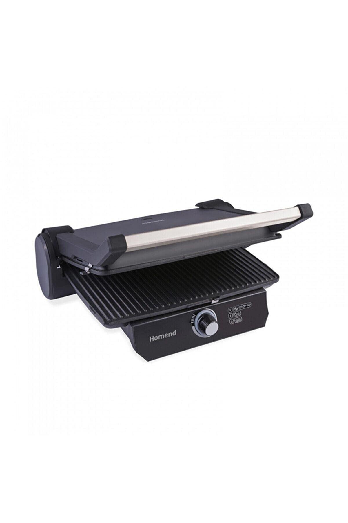 HOMEND Toastbuster 1334h Tost Makinesi Mat Siyah