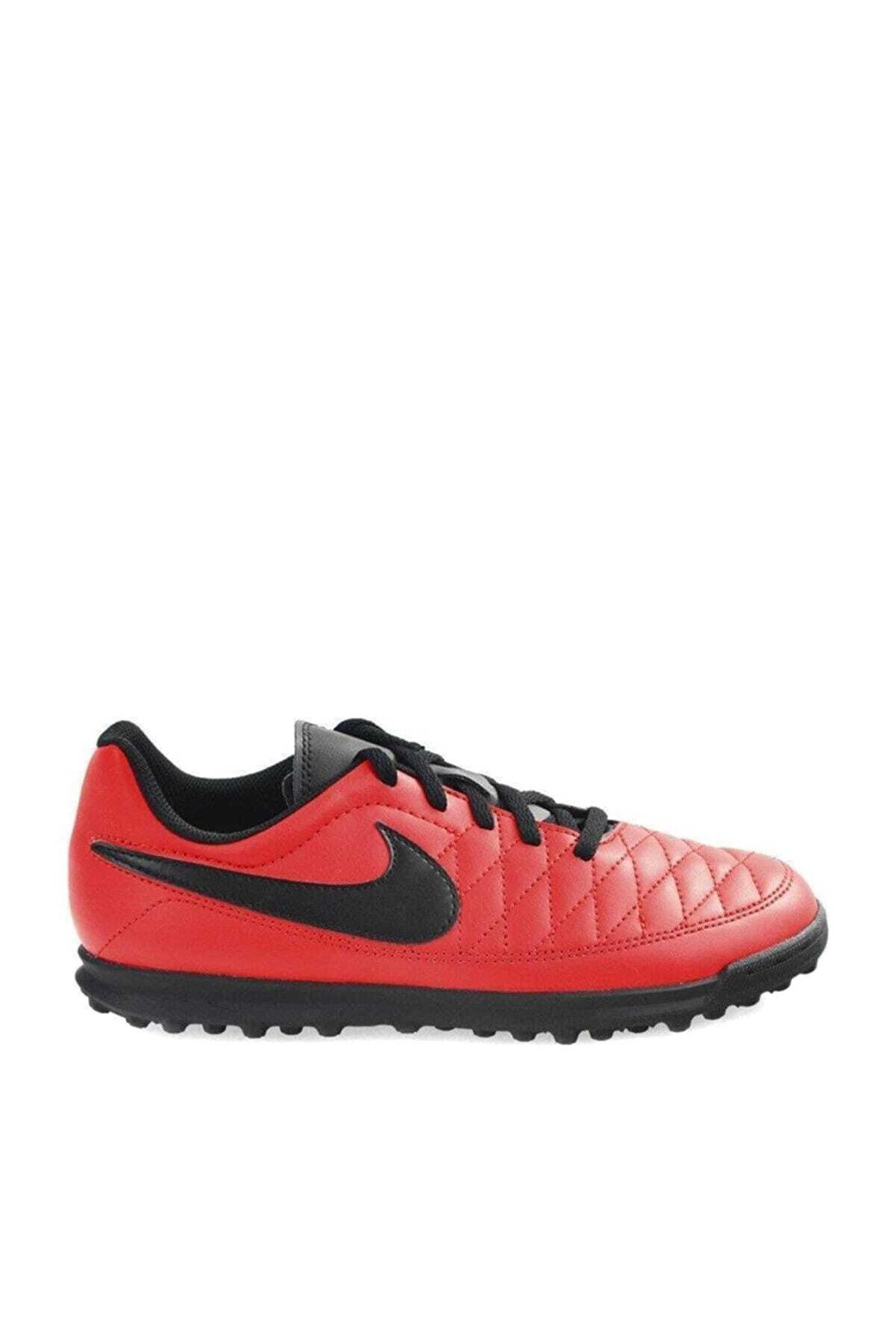 Nike Unisex Futbol Ayakkabı - Jr Majestry Tf - Aq7896-600