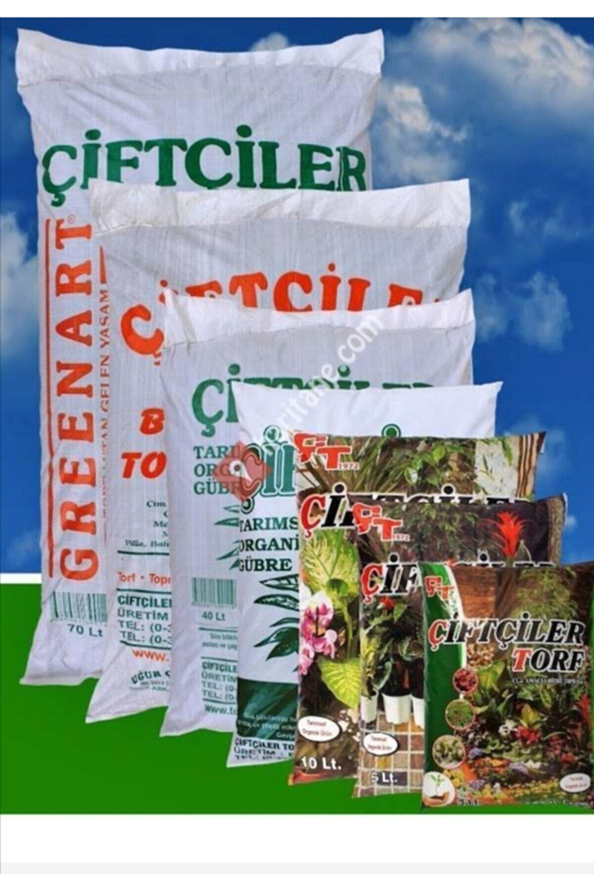 Trendendtrend06 Çiçek Ve Sebze Toprağı Torf Ve Gübre Karışımlı 10lt