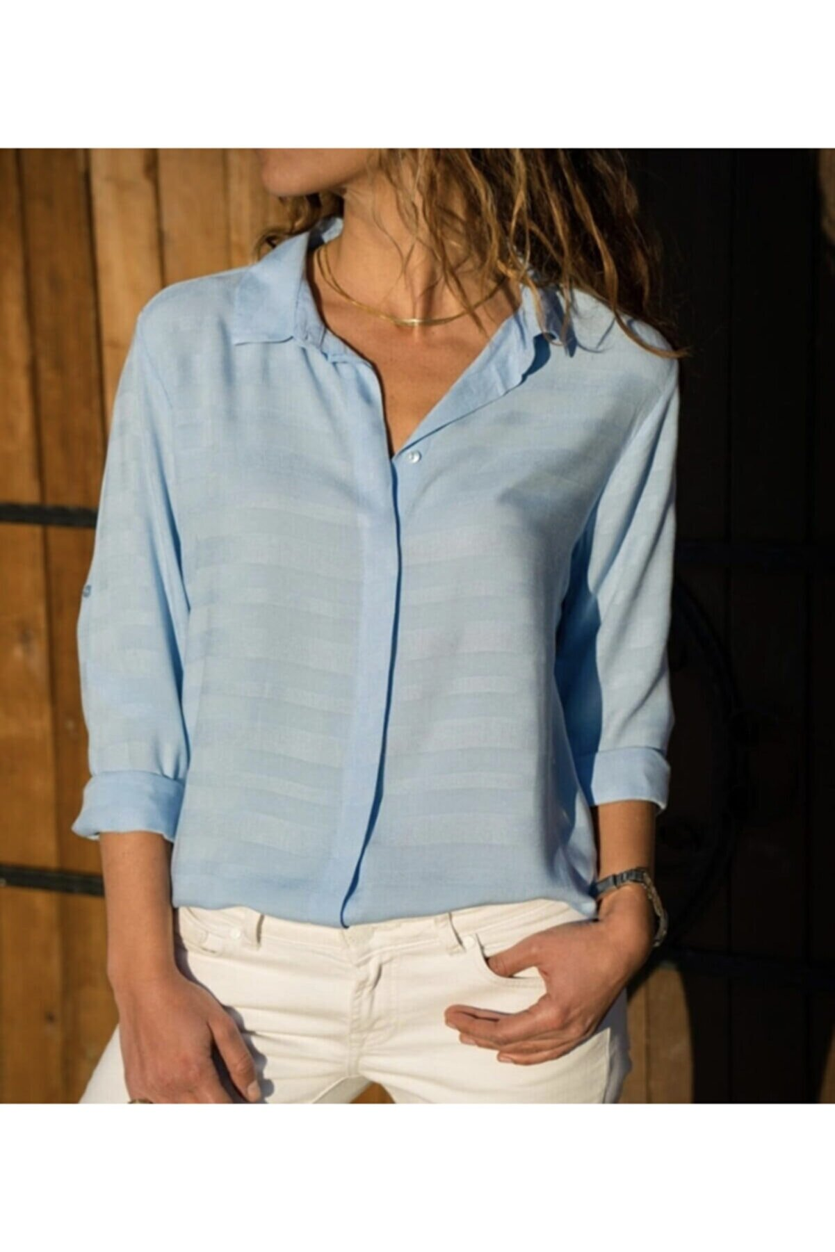 Voguee Store Kadın Gömlek