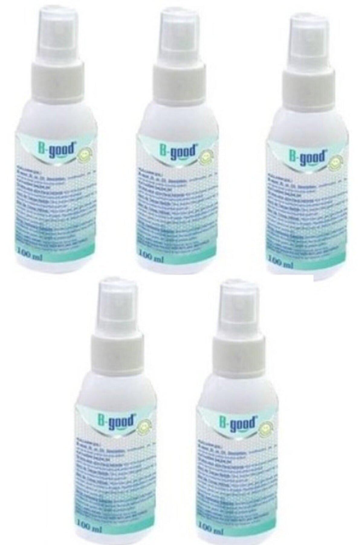 B-GOOD Antiseptik El Dezenfektanı 100 ml 5 Adet