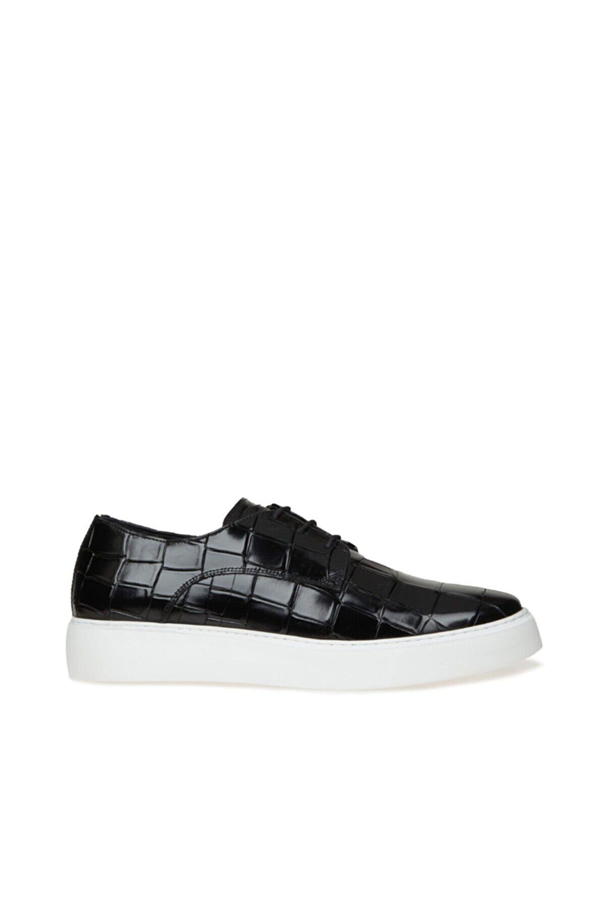 Divarese Erkek Siyah  Ayakkabı