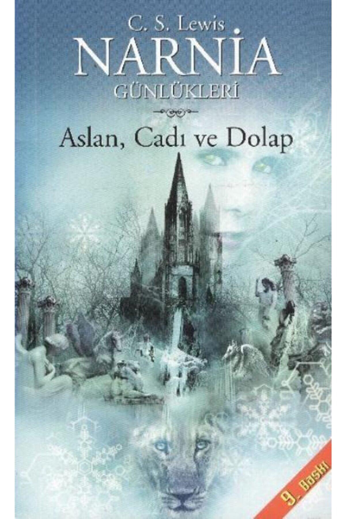 Doğan Egmont Yayıncılık Narnia Günlükleri 2 - Aslan, Cadı Ve Dolap