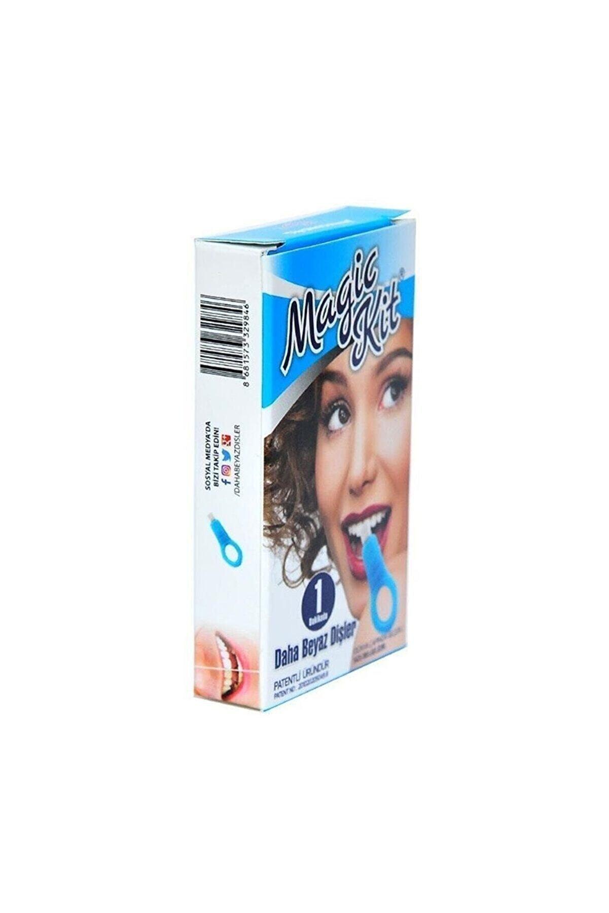 Magic Kit Diş Temizleme Kiti 1 PAKET