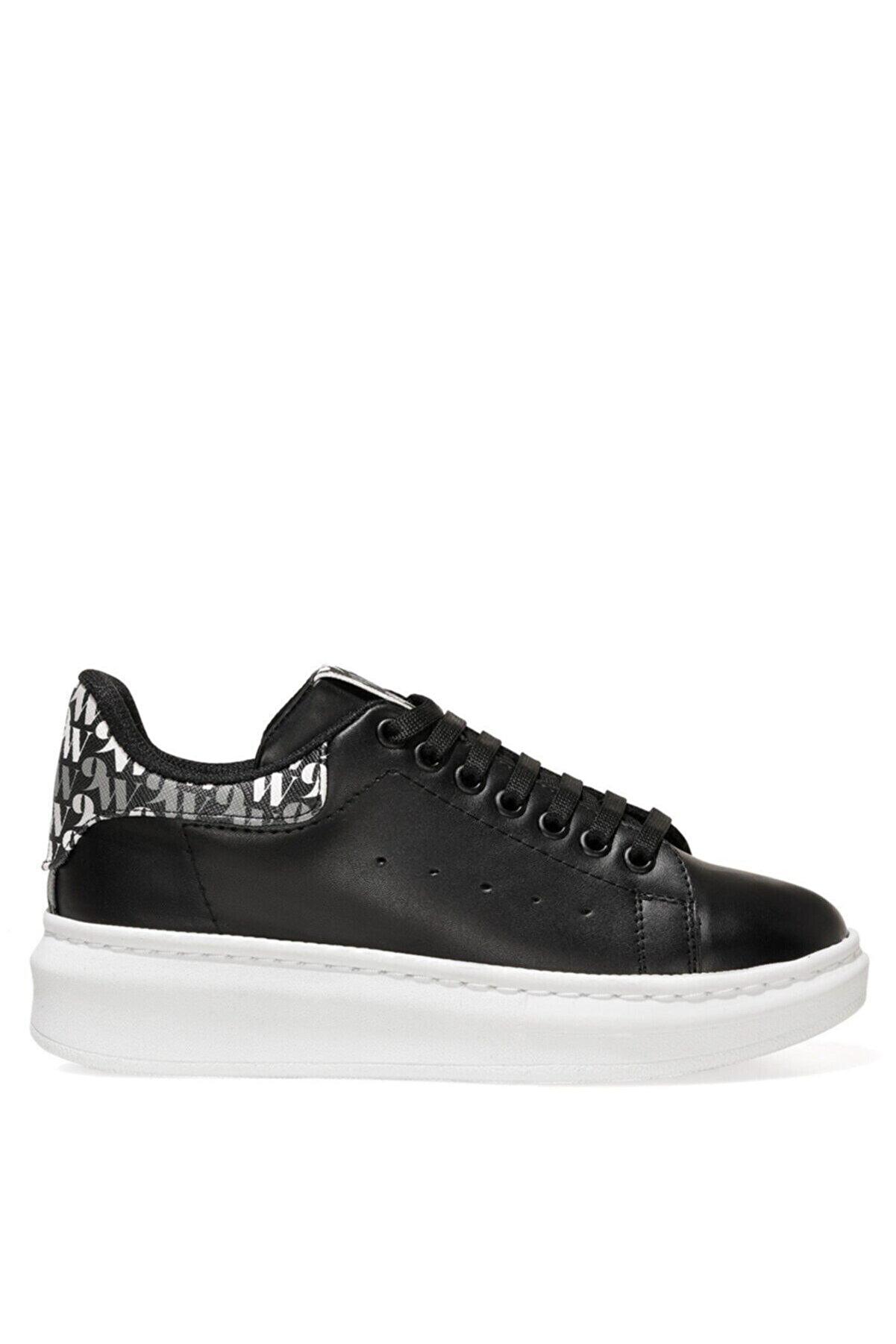 Nine West HERESA 1FX Siyah Kadın Fashion Sneaker 101006145