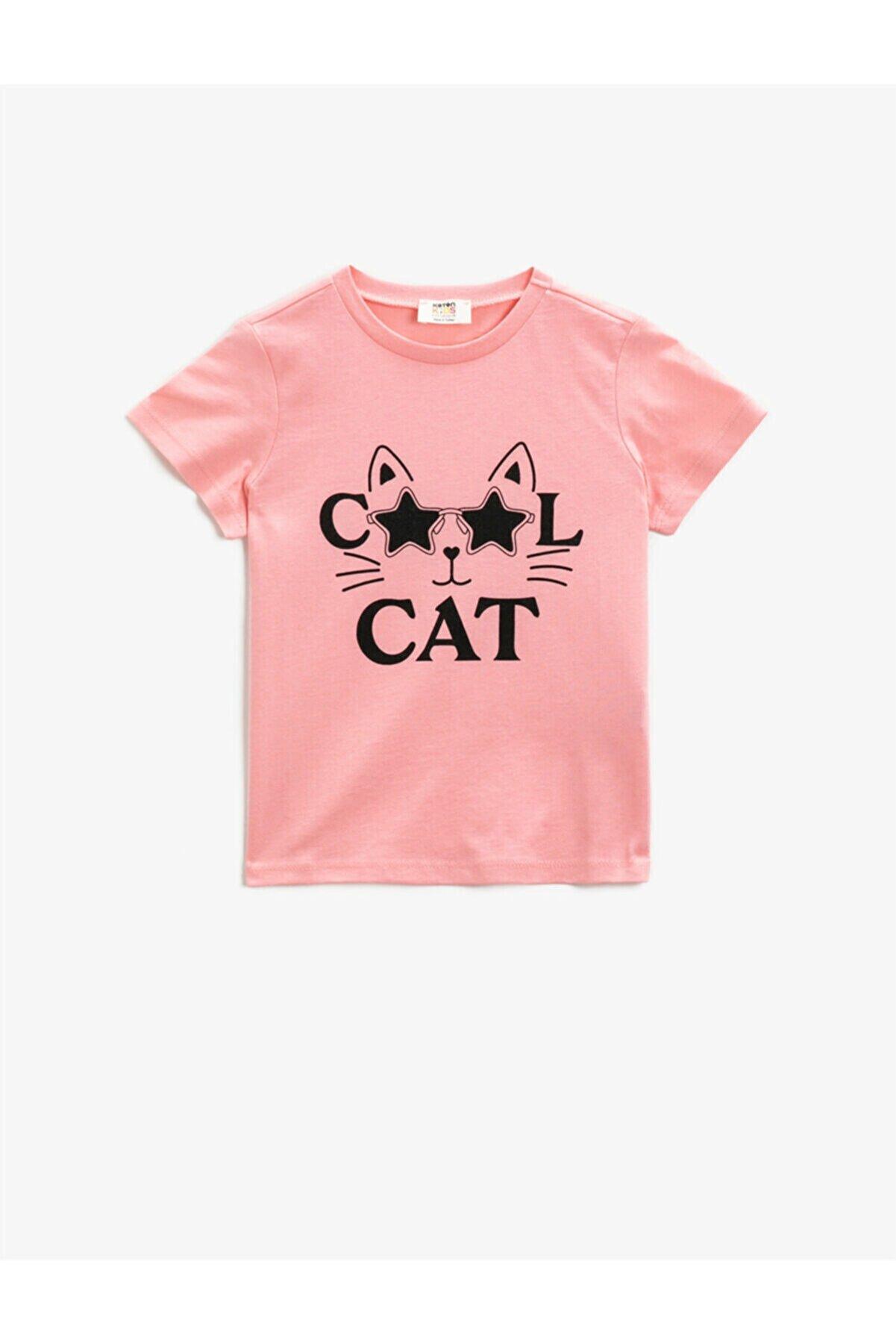 Koton Kız Çocuk  Tshirt