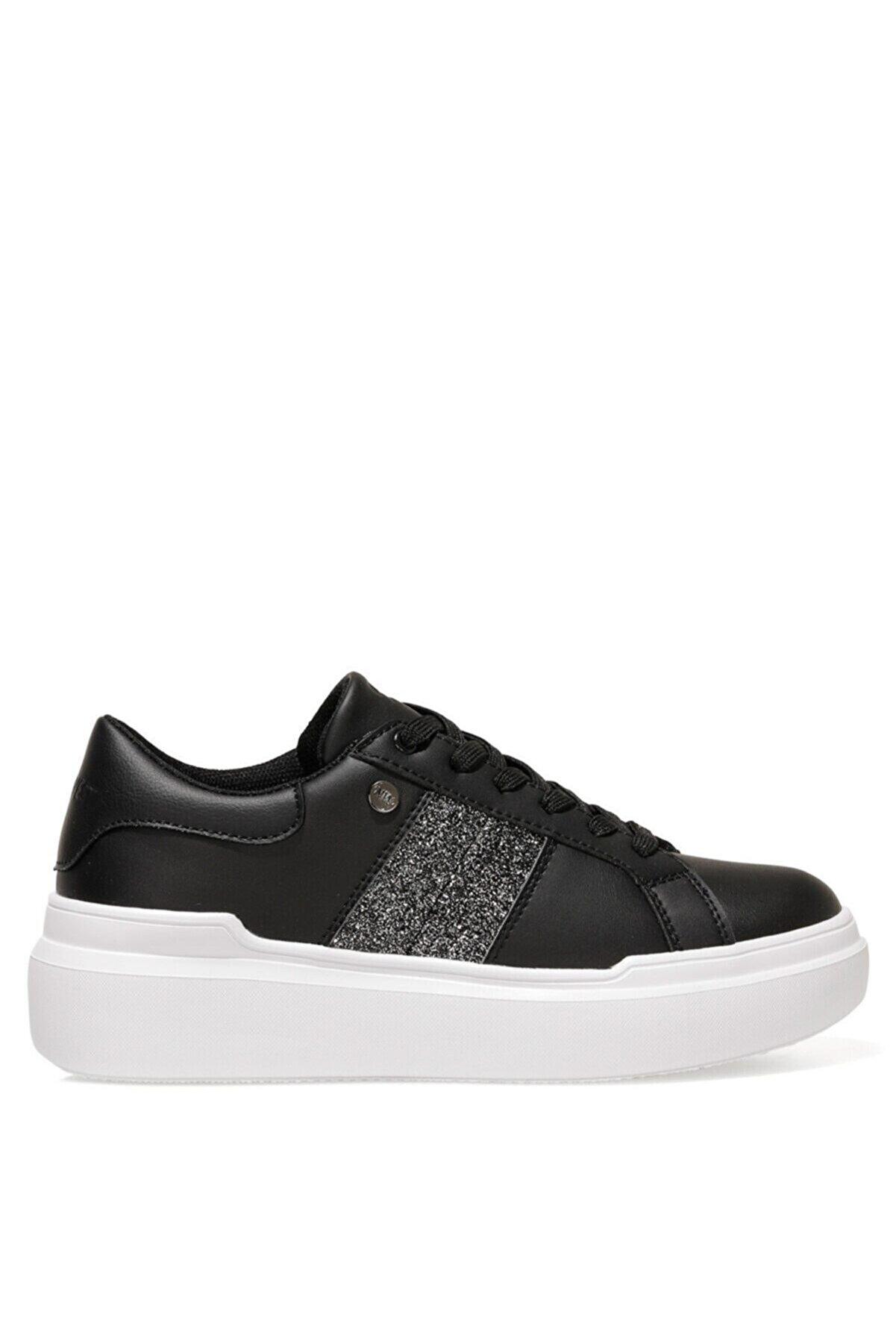 Nine West PRETTY 1FX Siyah Kadın Sneaker Ayakkabı 101015507