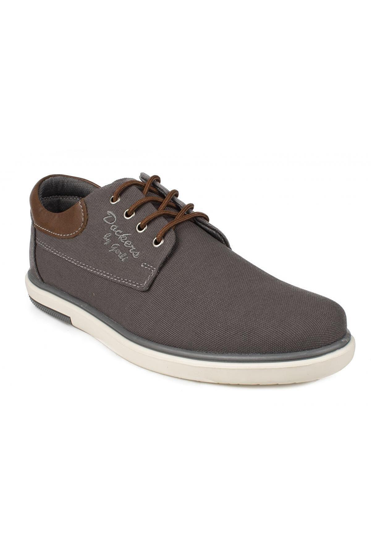 Dockers 224942 1FX Gri Erkek Sneaker Ayakkabı 100781226