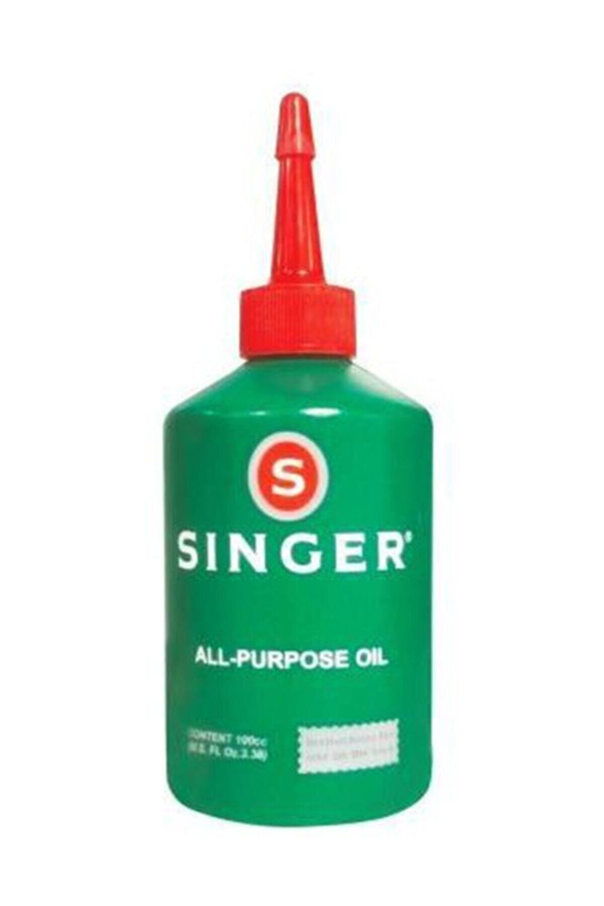 SINGER Dikiş Makina Yağı Yağ 100 ml