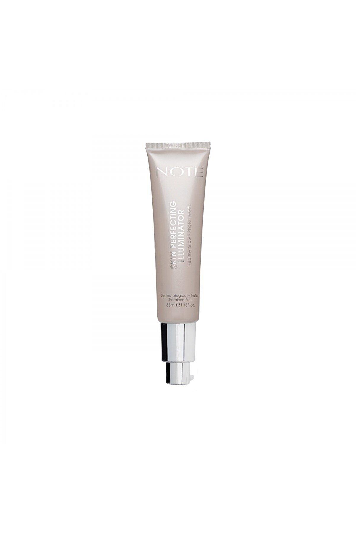 Note Cosmetics Skin Perfecting Illuminator Aydınlatıcı Makyaj Bazı