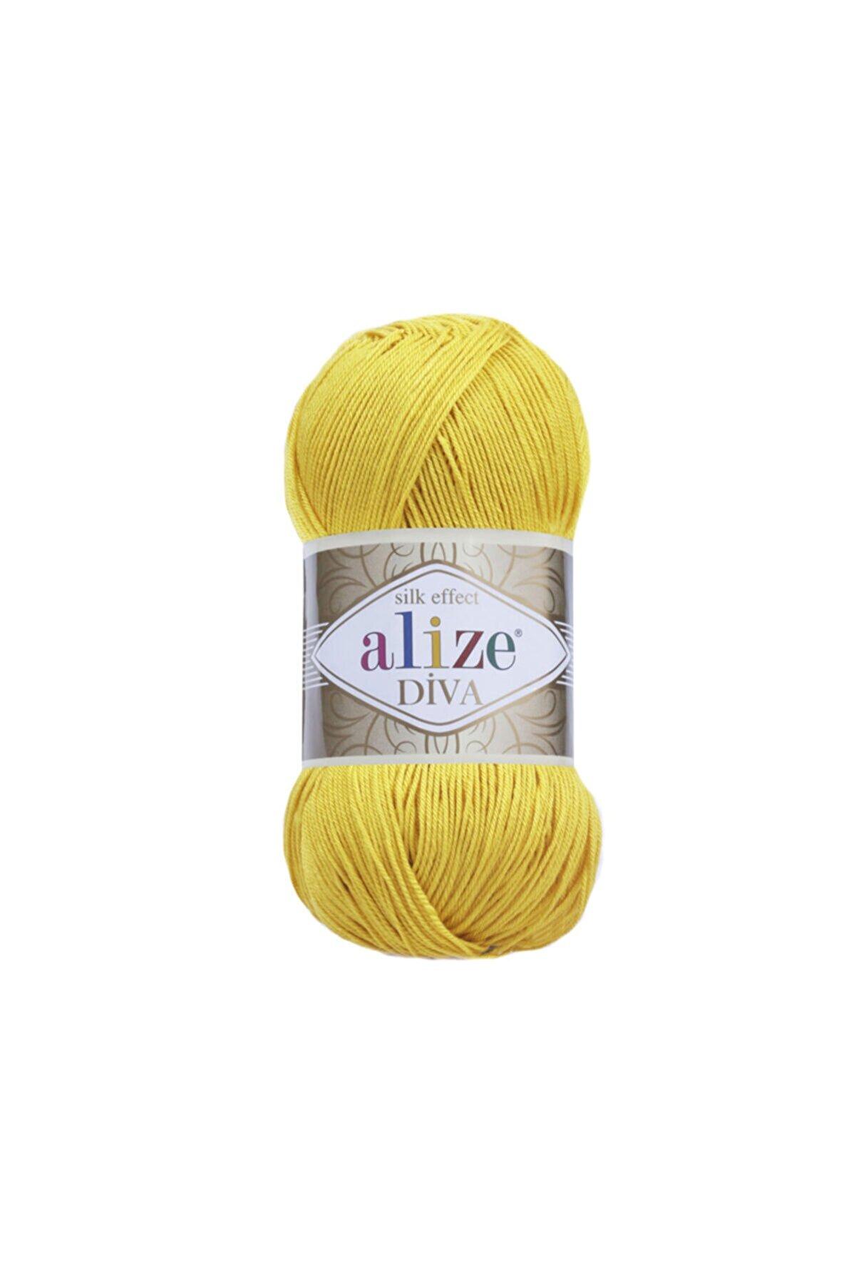 Alize Dıva 110 Sarı