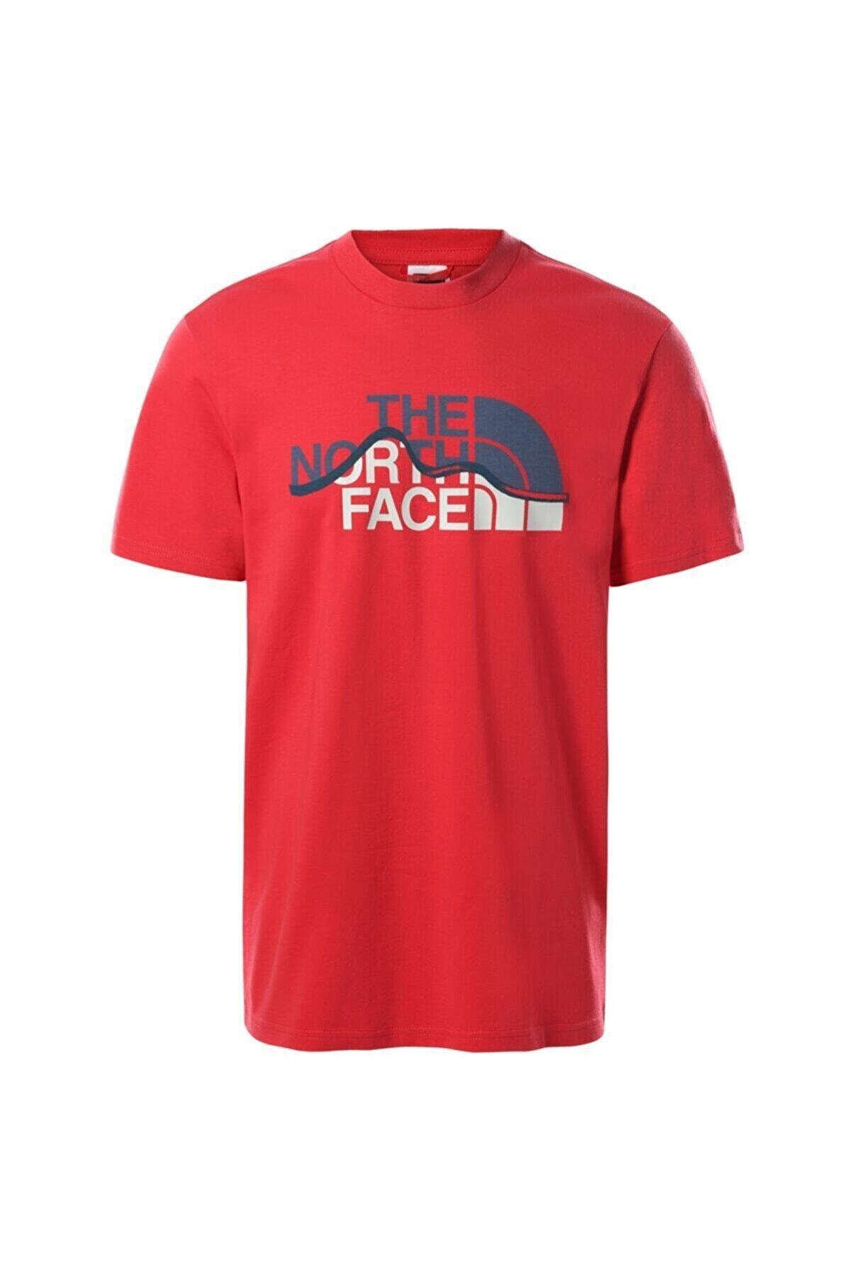 The North Face Mountaın Lıne Tee T-Shirt
