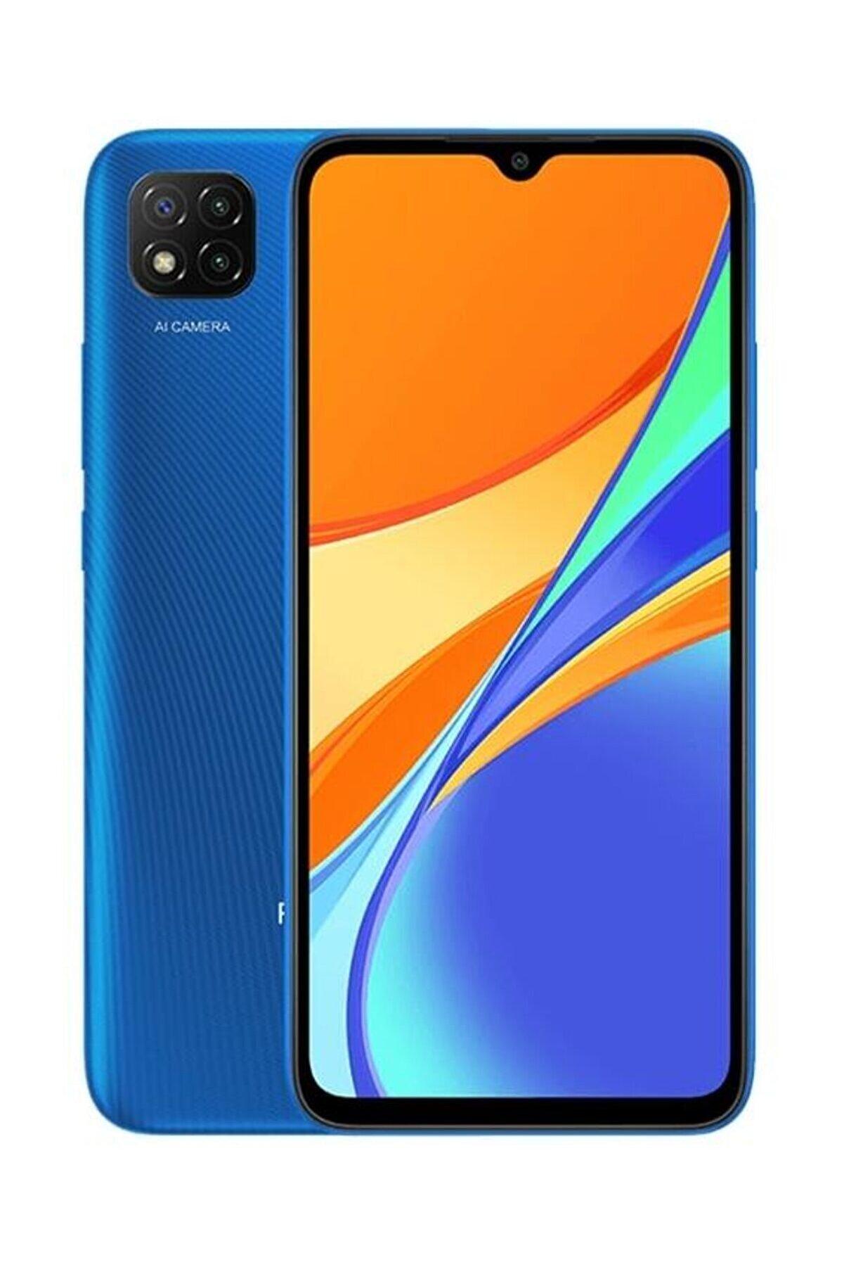 Xiaomi Redmi 9C 64GB Mavi Cep Telefonu (Xiaomi Türkiye Garantili)