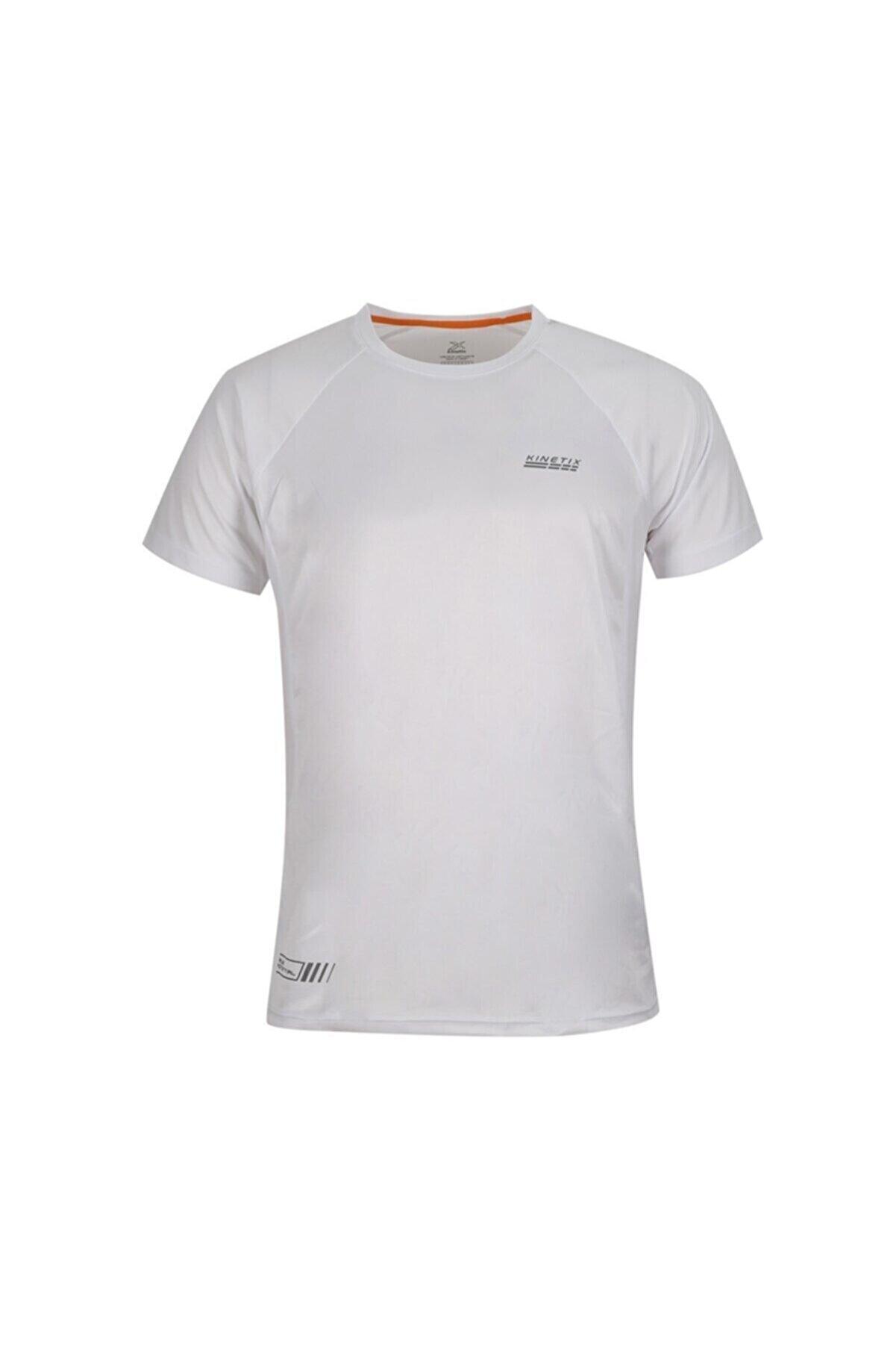 Kinetix CALDER 6 T-SHIRT Beyaz Erkek T-Shirt 101015062
