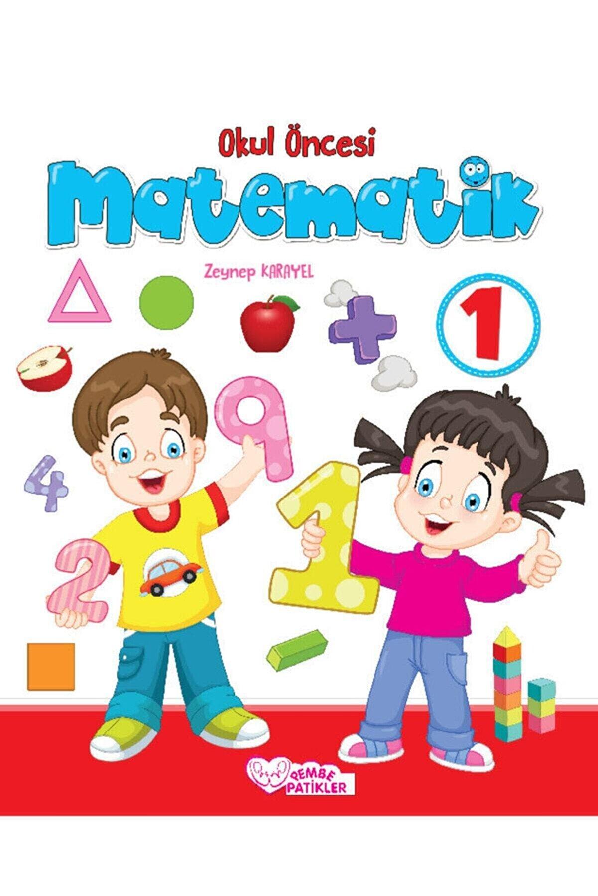 Pembe Patikler Okul Öncesi Matematik 1
