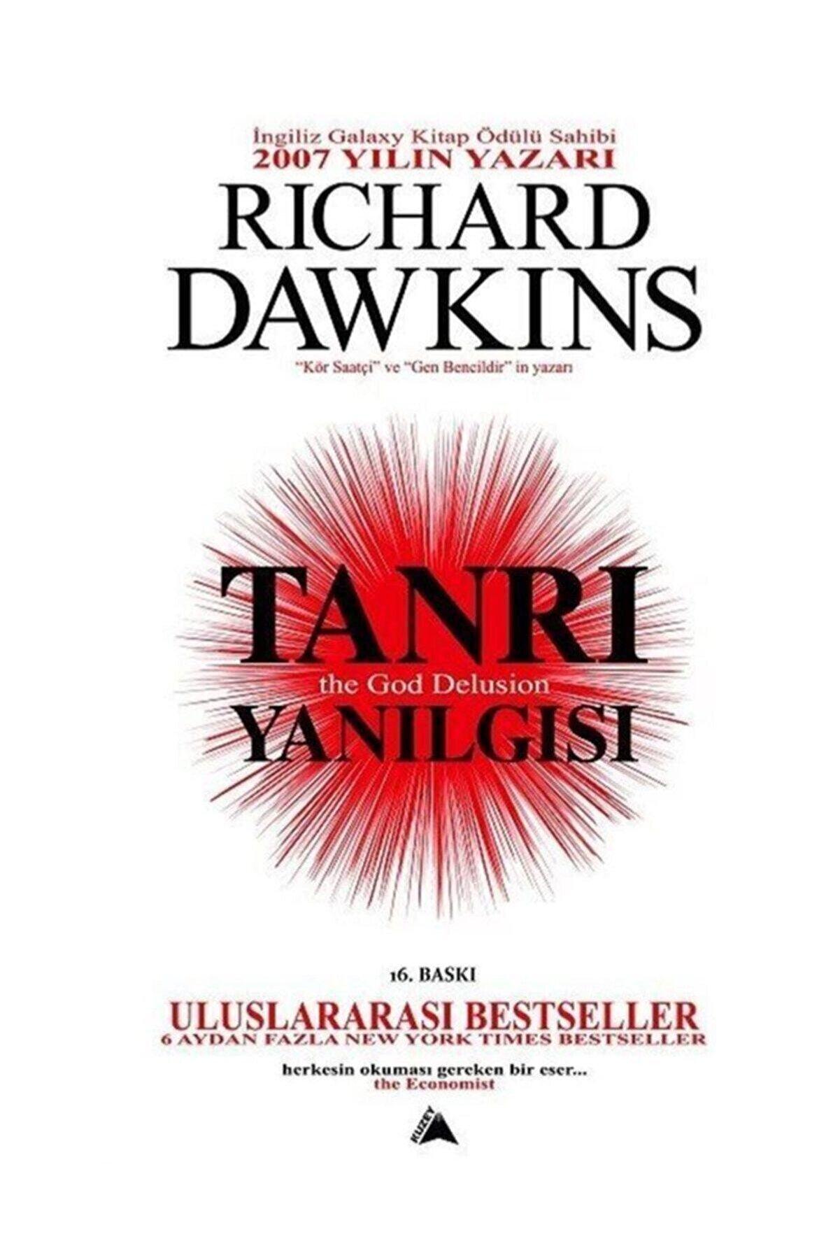 Kuzey Yayınları Tanrı Yanılgısı - Richard Dawkins 9789944315111