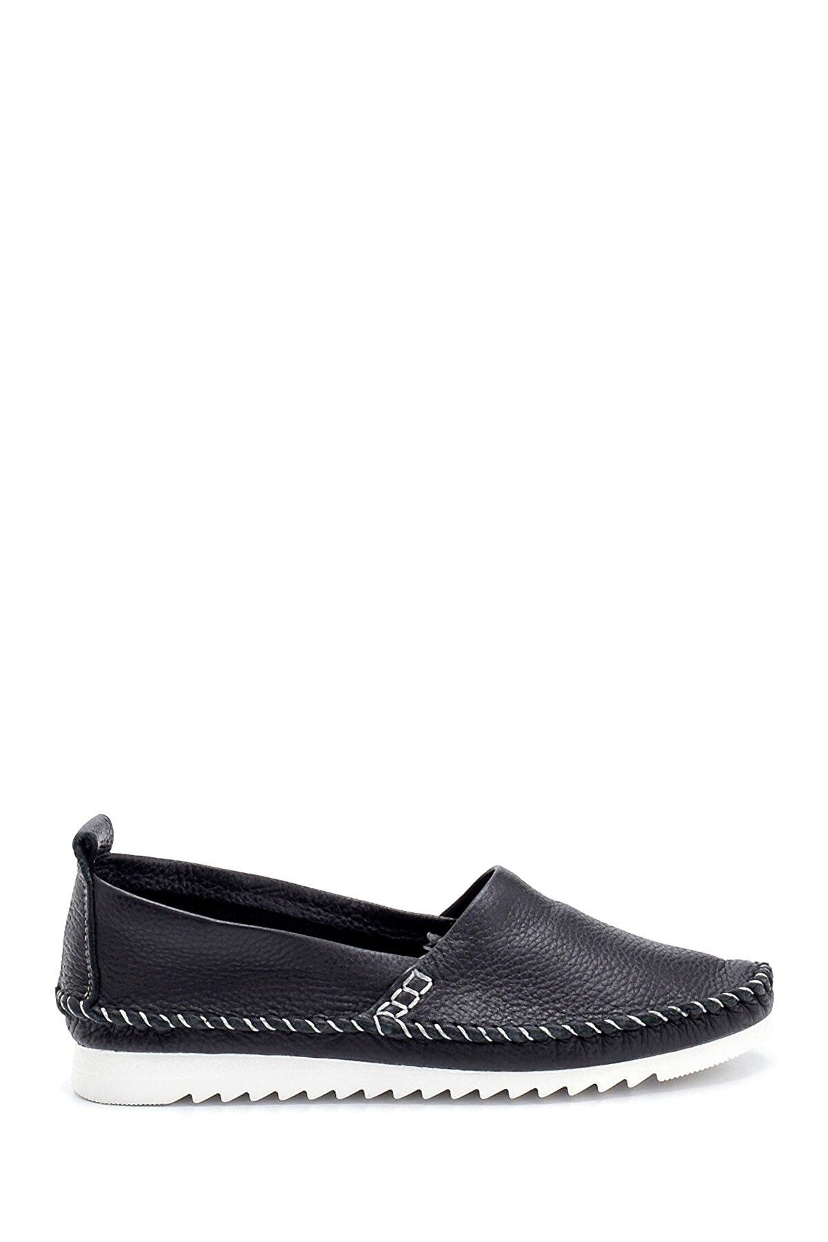 Derimod Kadın Siyah Casual Ayakkabı