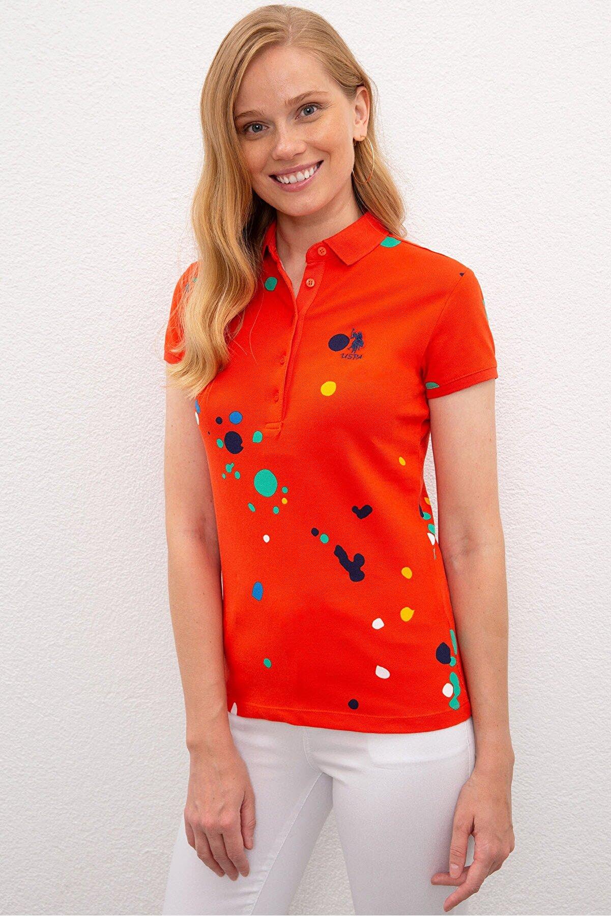 US Polo Assn Kadın T-Shirt G082GL011.000.937685
