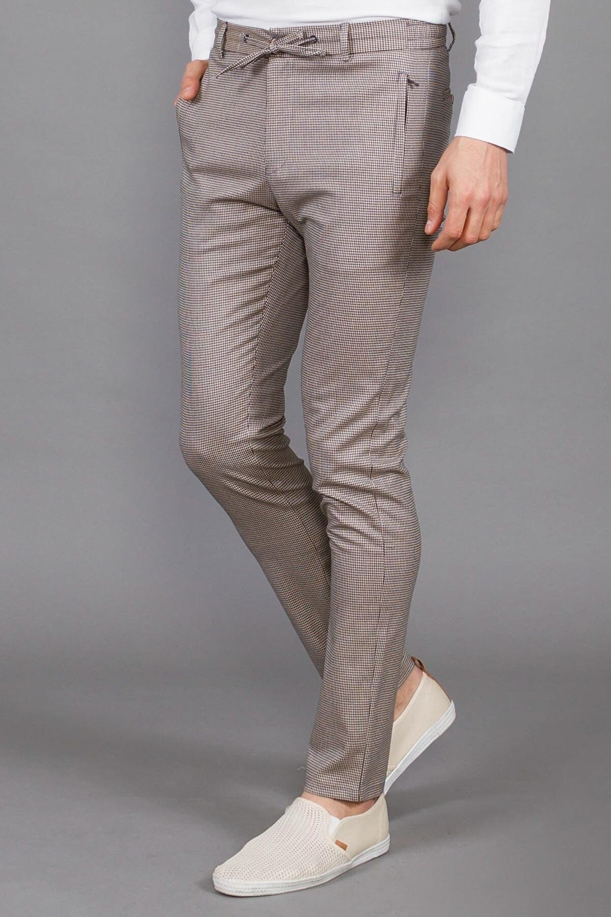 Mcr Lastikli Erkek Pantolon
