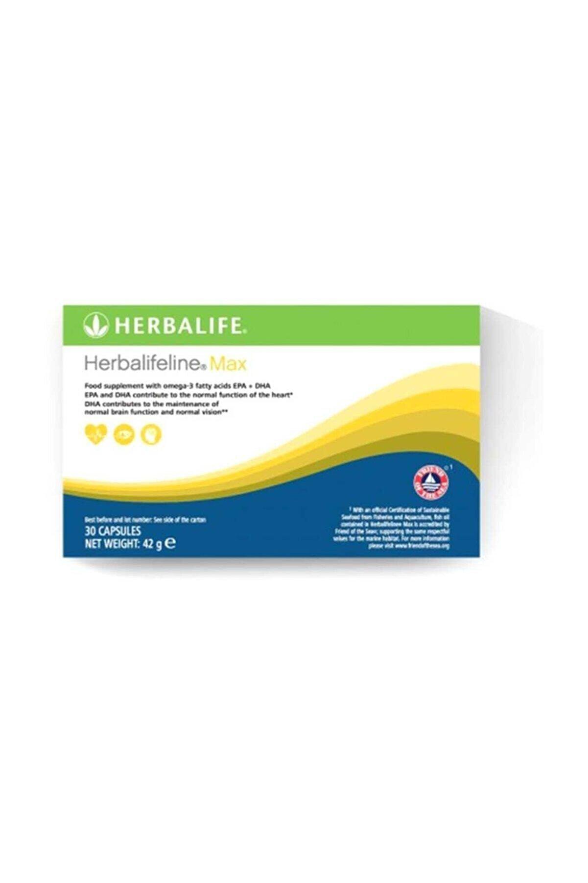 Herbalife Line Max Balık Yağı 30 Kapsül