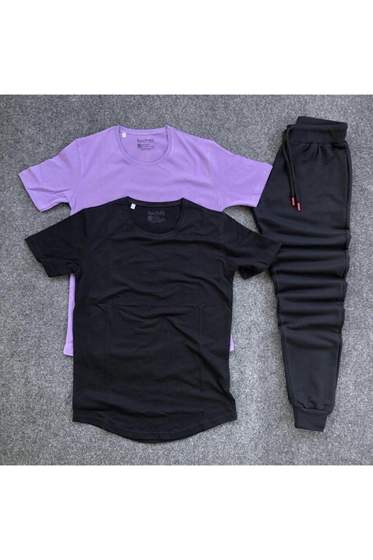 Lion Company 3'lü Unisex Takım Eşofman-tshirt