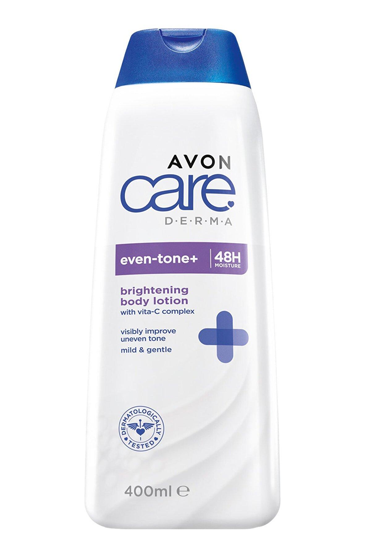 Avon Care Derma Even Tone Cilt Tonu Beyazlatıcı Vücut Losyonu 400 ml