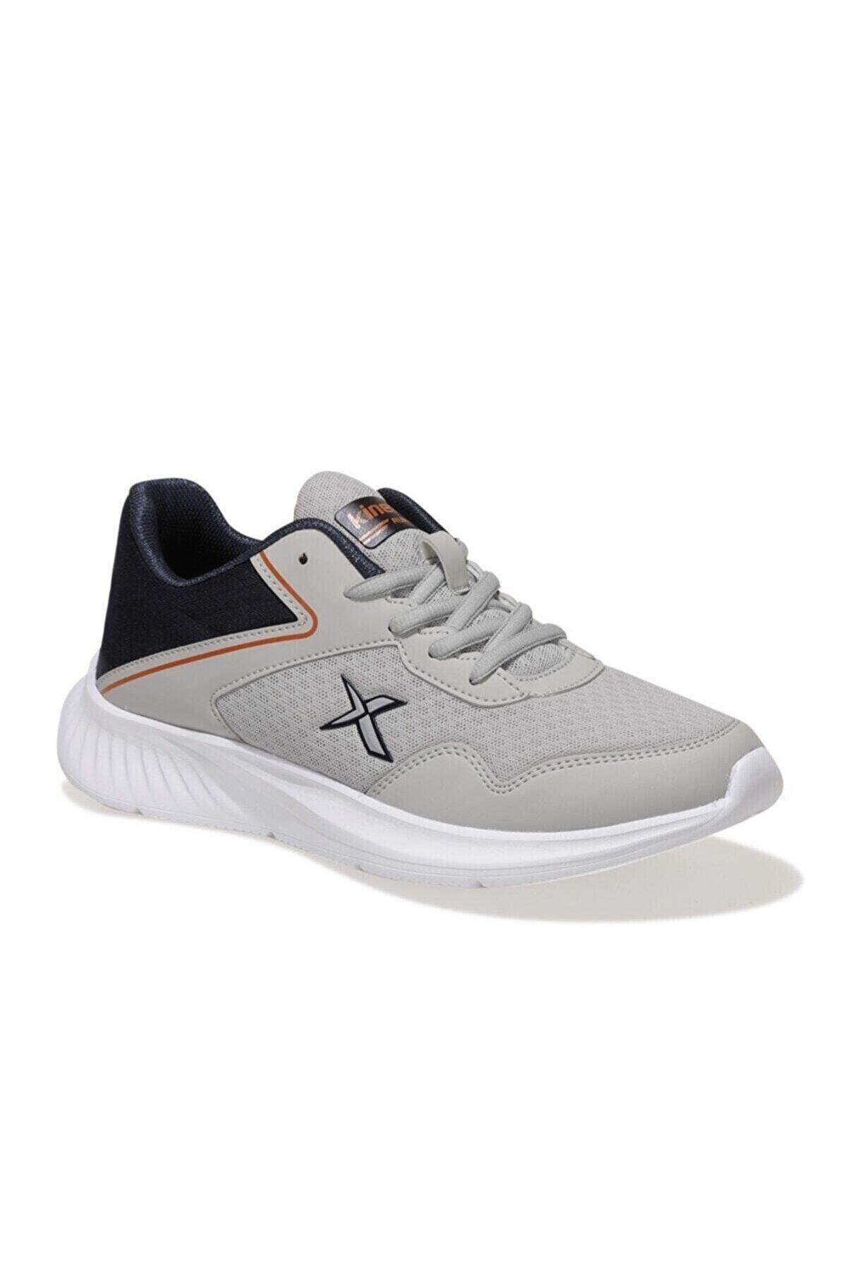 Kinetix JAKE 1FX Gri Erkek Koşu Ayakkabısı 100603031