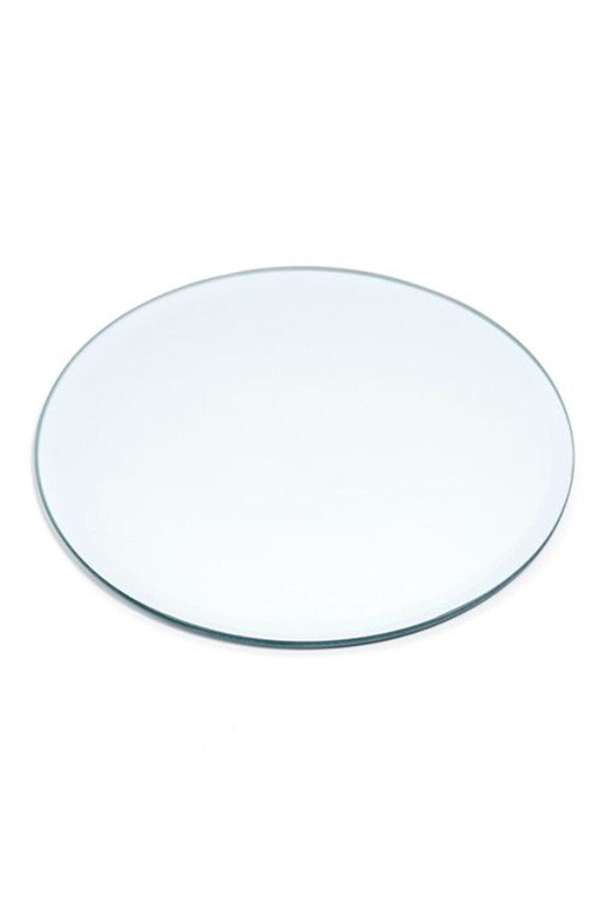 UĞUR MOBİLYA Makromeler Için Yuvarlak Kesim  Ayna 25 cm