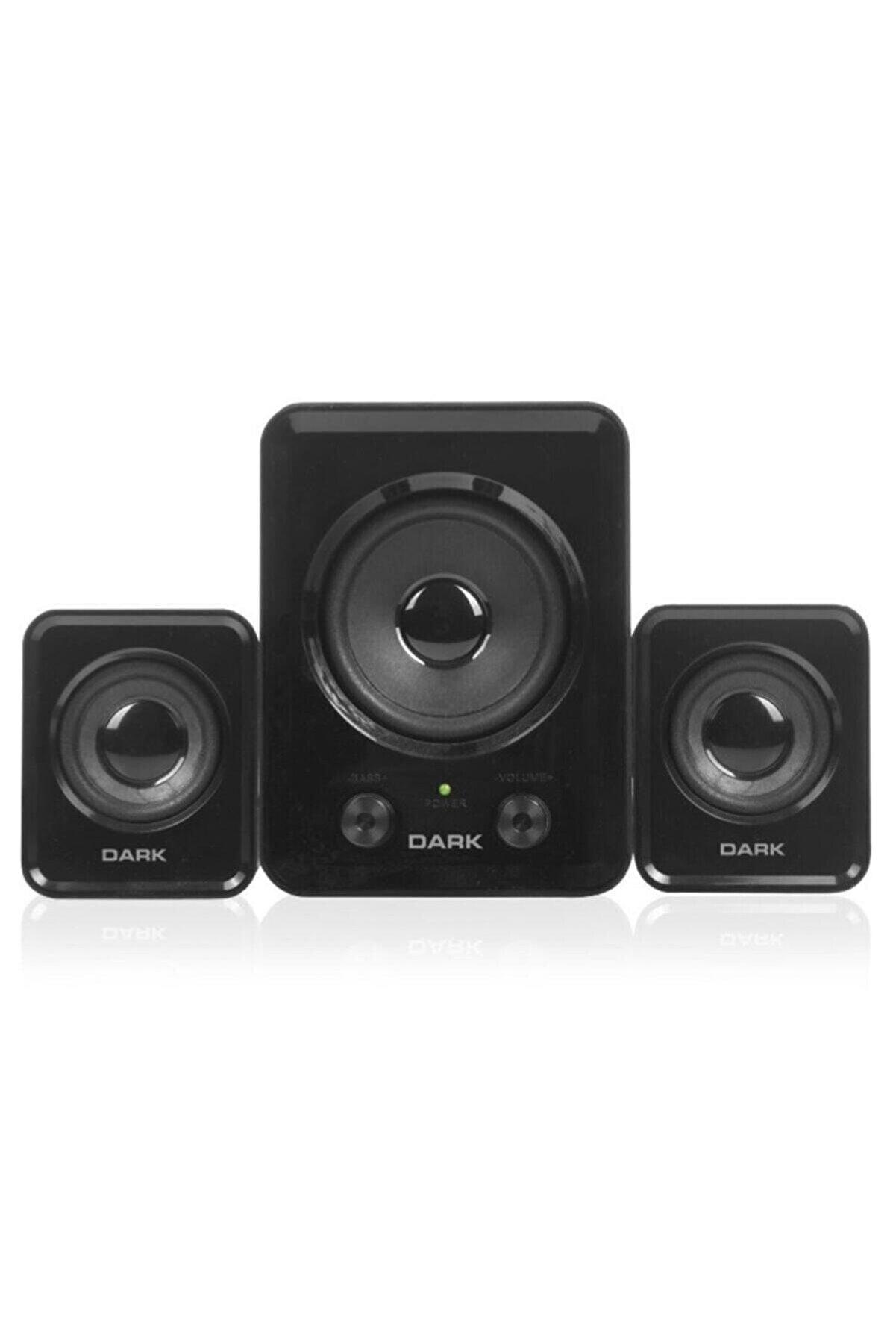 Dark Sp210 2+1 5w+2x3w Multimedia Usb Speaker