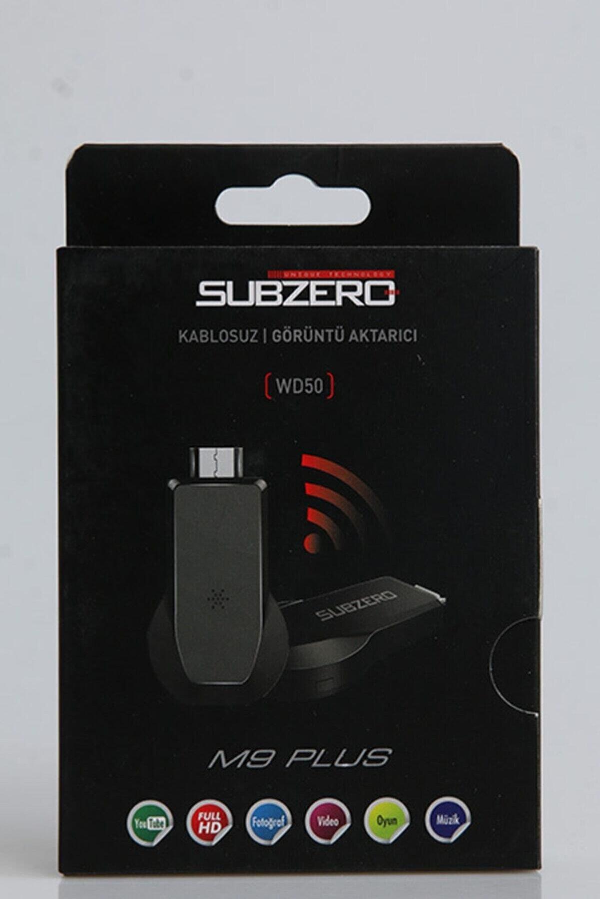 Subzero Kablosuz Görüntü Aktarıcı