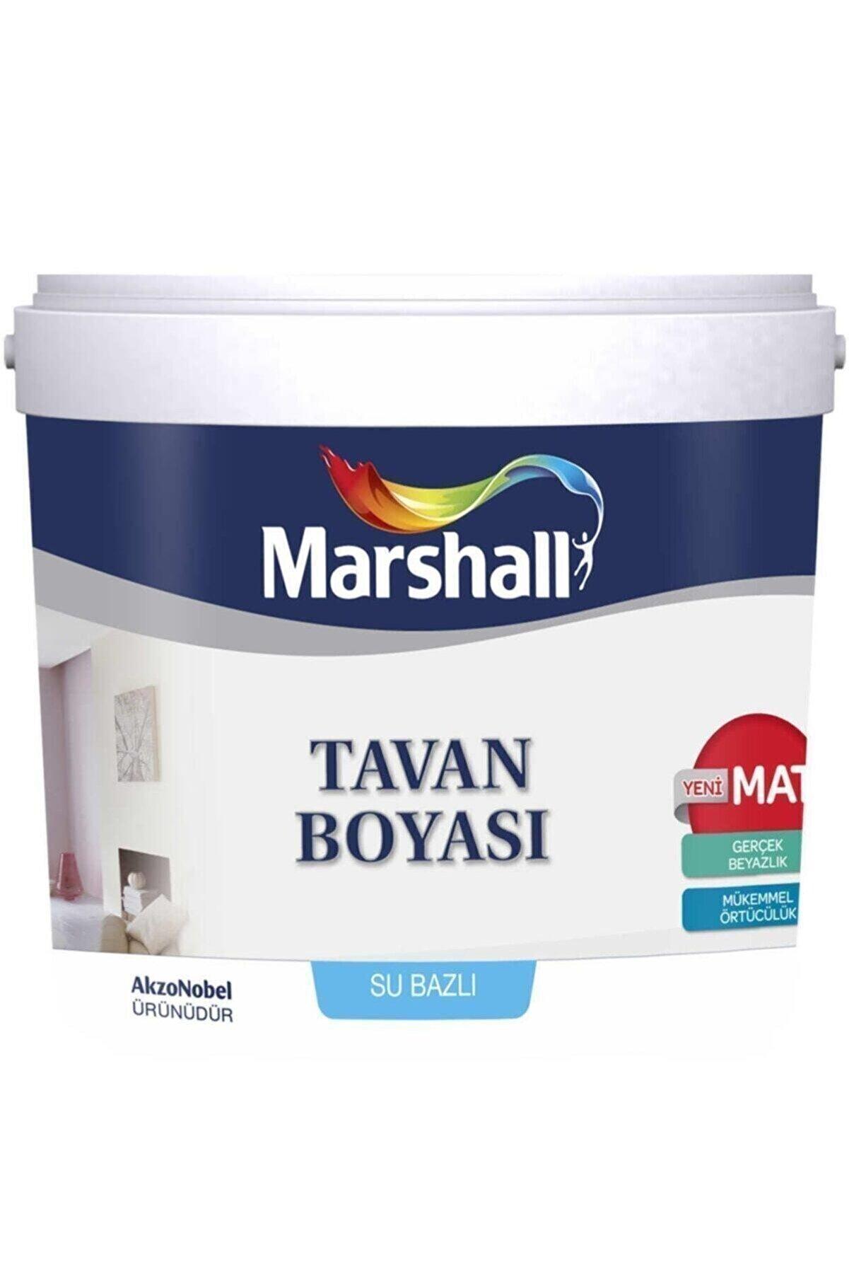 Marshall Beyaz Tavan Boyası 17.5 Kg