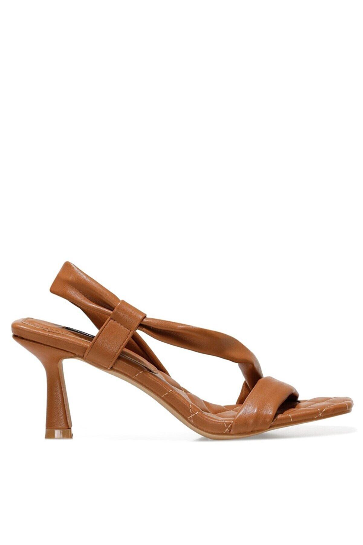 Nine West PALMER 1 FX Naturel Kadın Sandalet 101030313