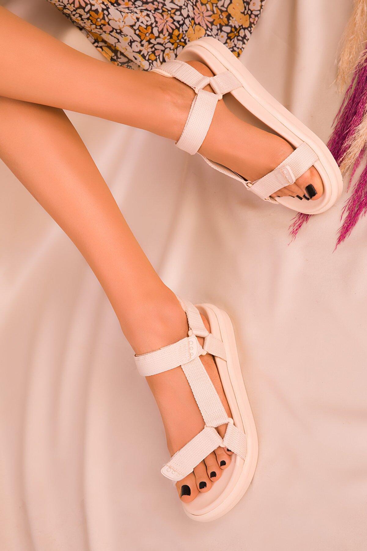 Soho Exclusive Ten Kadın Sandalet 16288