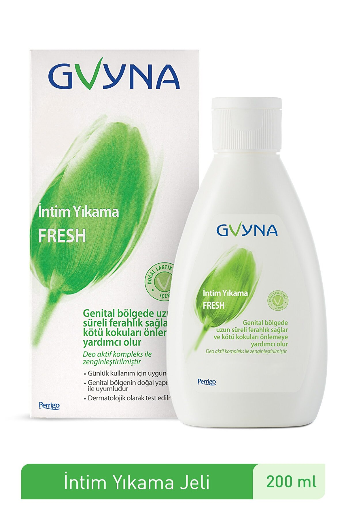 Gvyna Intim Yıkama Fresh 200 ml