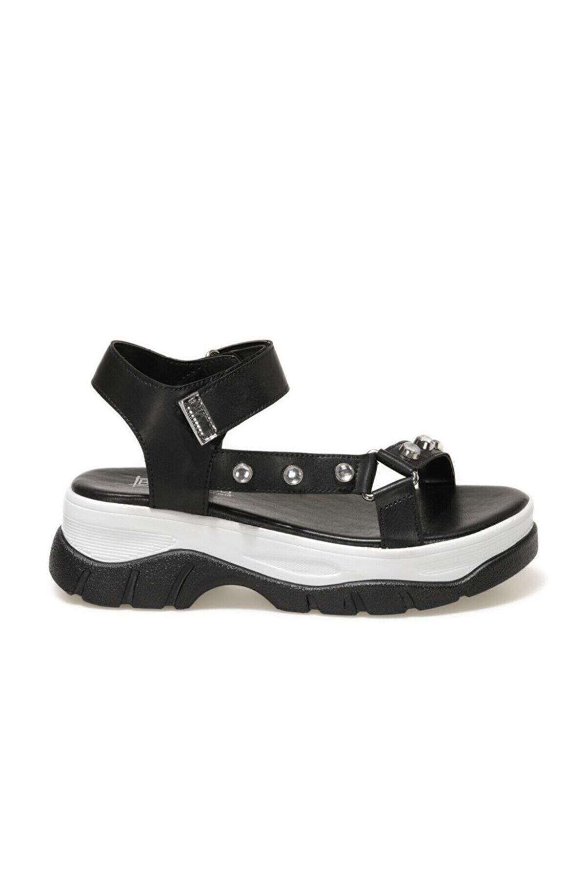 Butigo 21S-0931FX Siyah Kadın Spor Sandalet 101014322