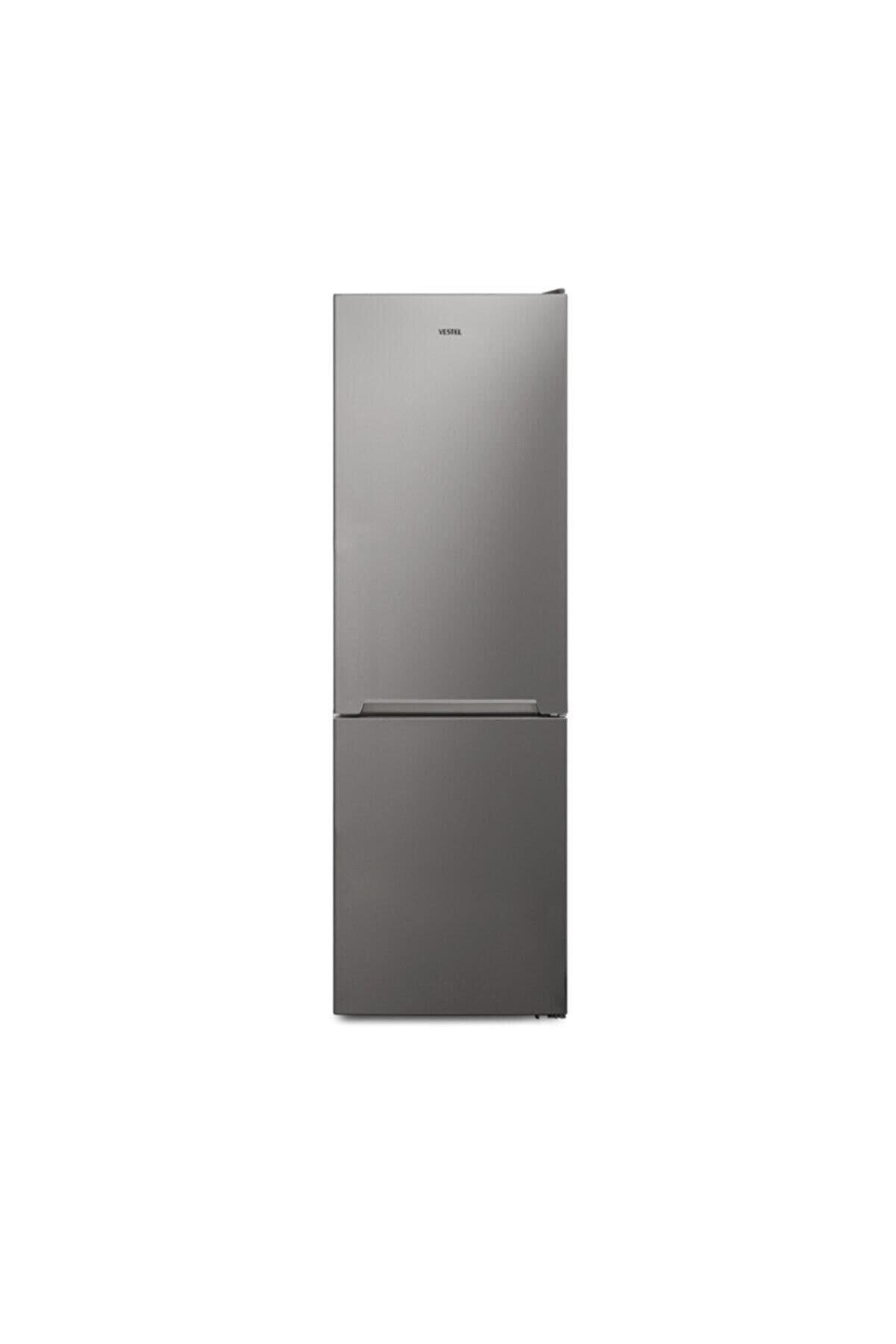 VESTEL NFK37001 G No-Frost Kombi Buzdolabı
