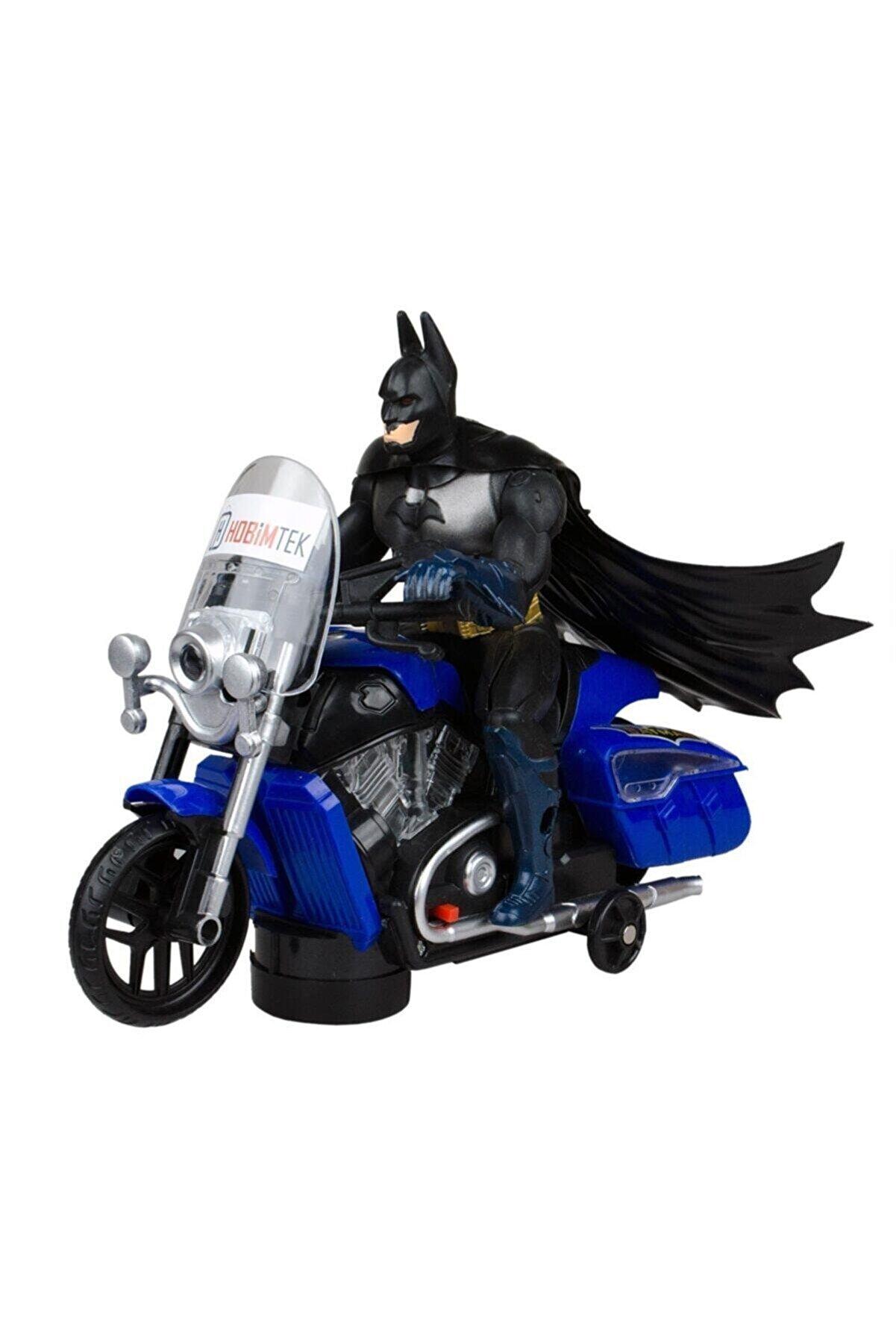 Batman Pilli Motorsikletli