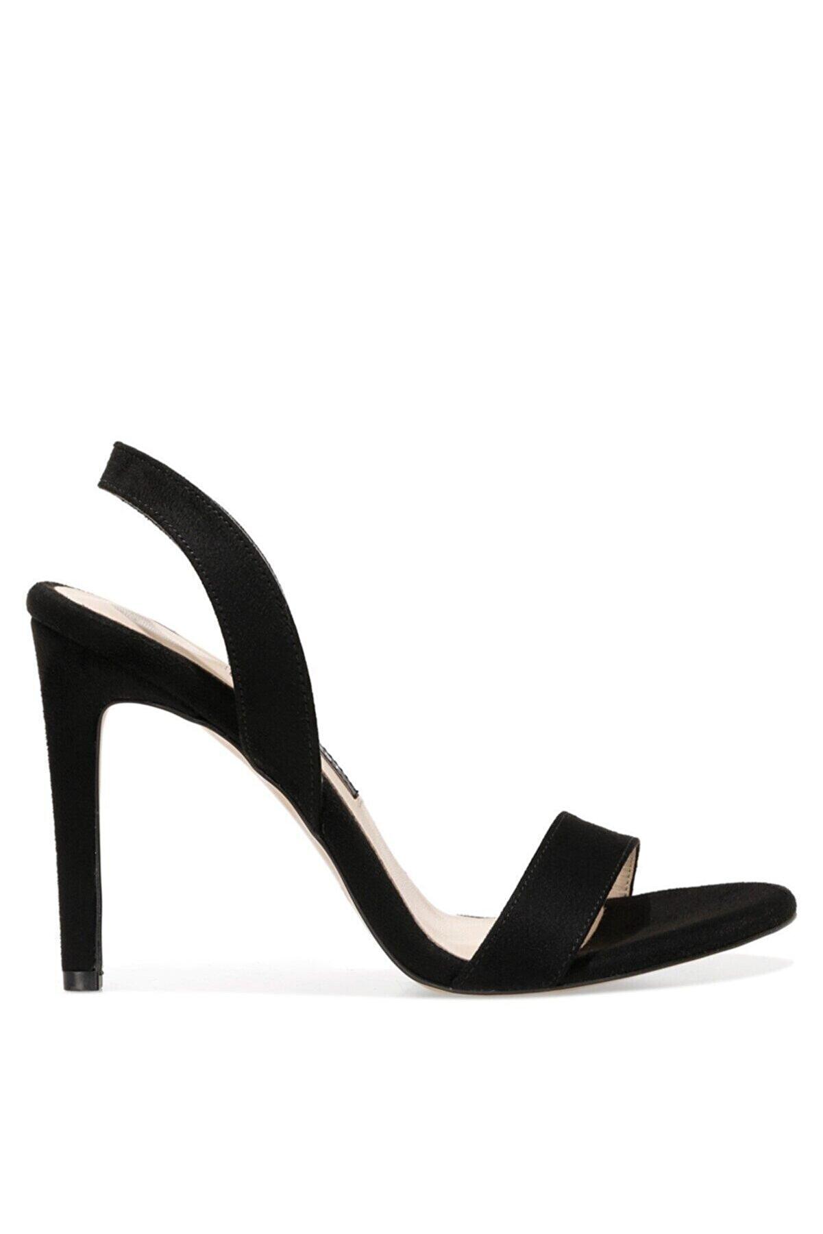 Nine West SEMINNA 1FX Siyah Kadın Sandalet 101031159