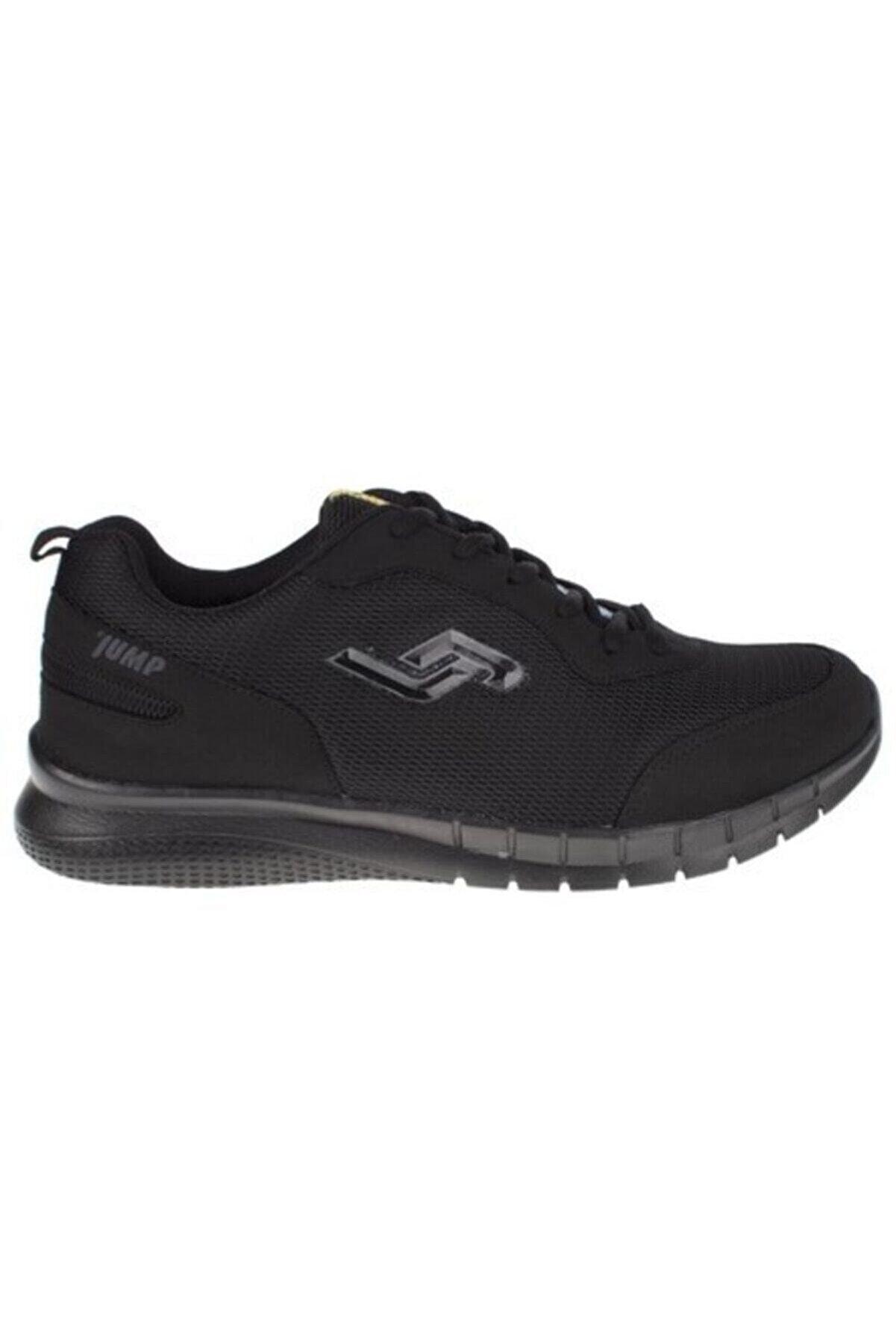 Jump Unisex Siyah Sneaker 190 21049M
