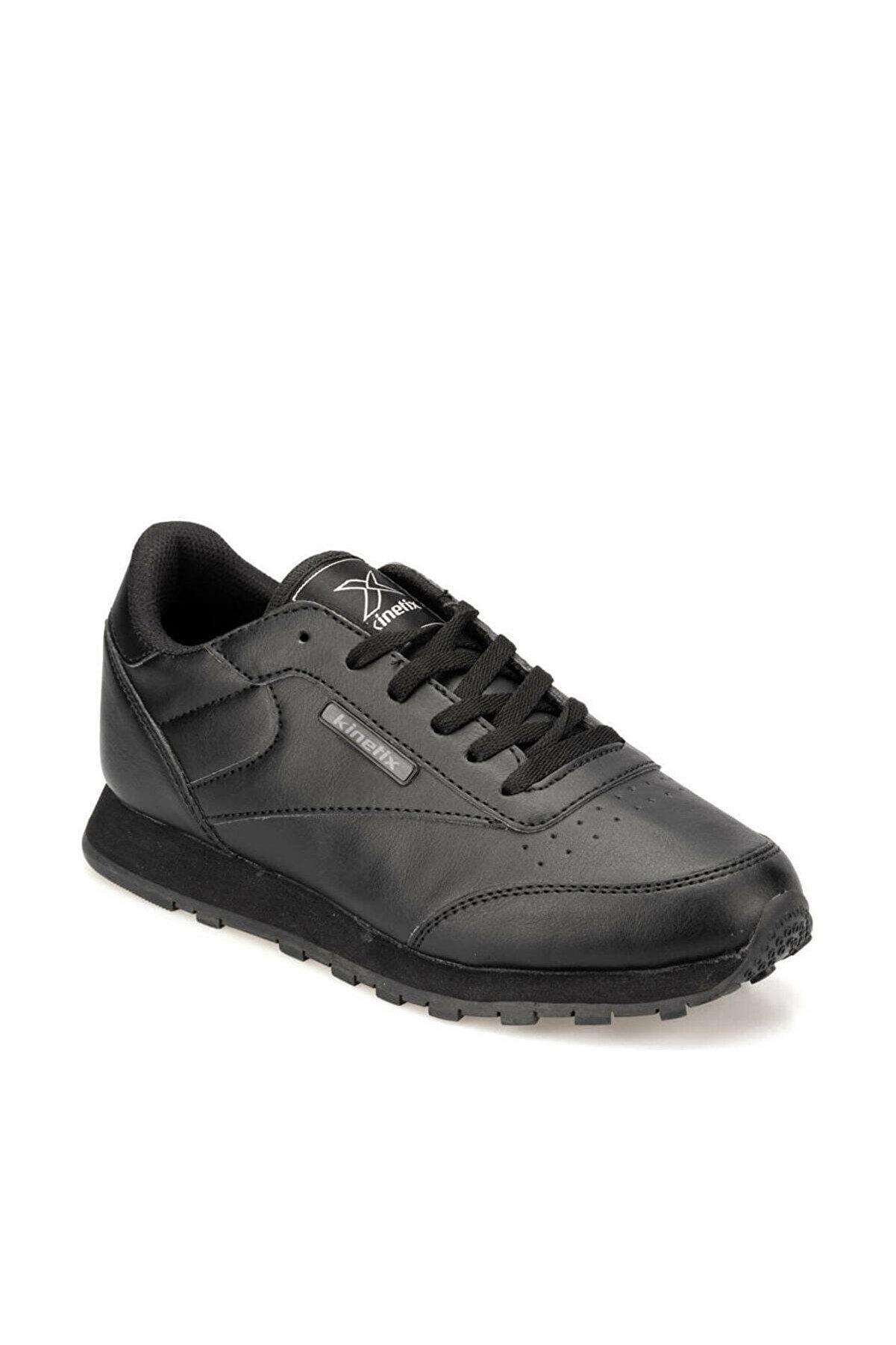 Kinetix LOWER PU W 9PR Siyah Kadın Sneaker Ayakkabı 100430342