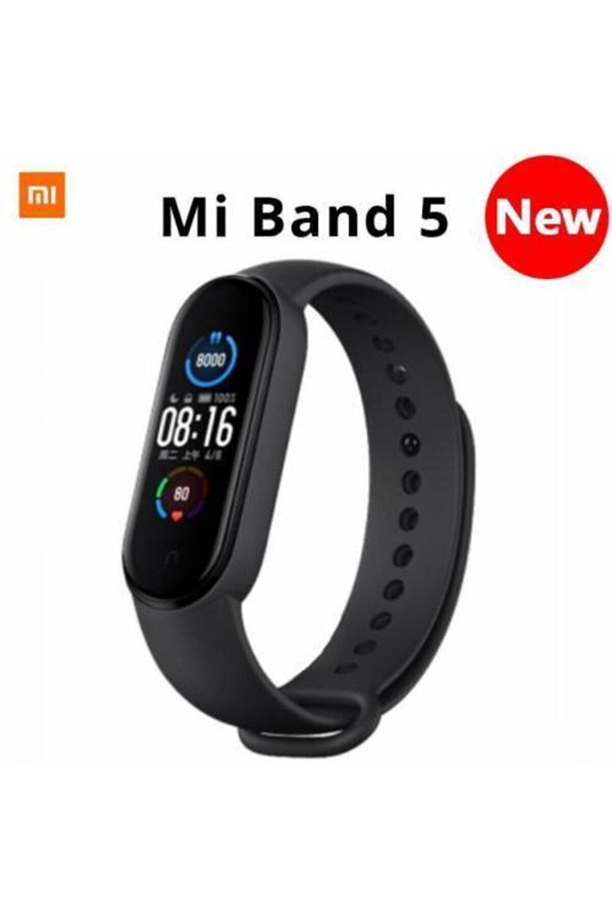 Xiaomi Mi Band 5 Akıllı Bileklik ( Türkiye Garantili)