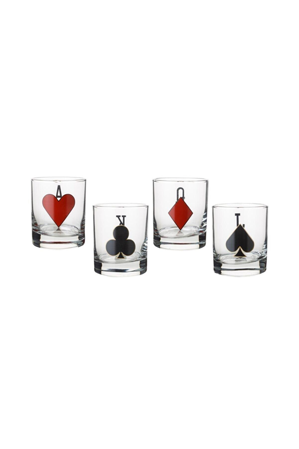 Mudo Concept Joker Meşrubat Bardağı Seti 280 ml