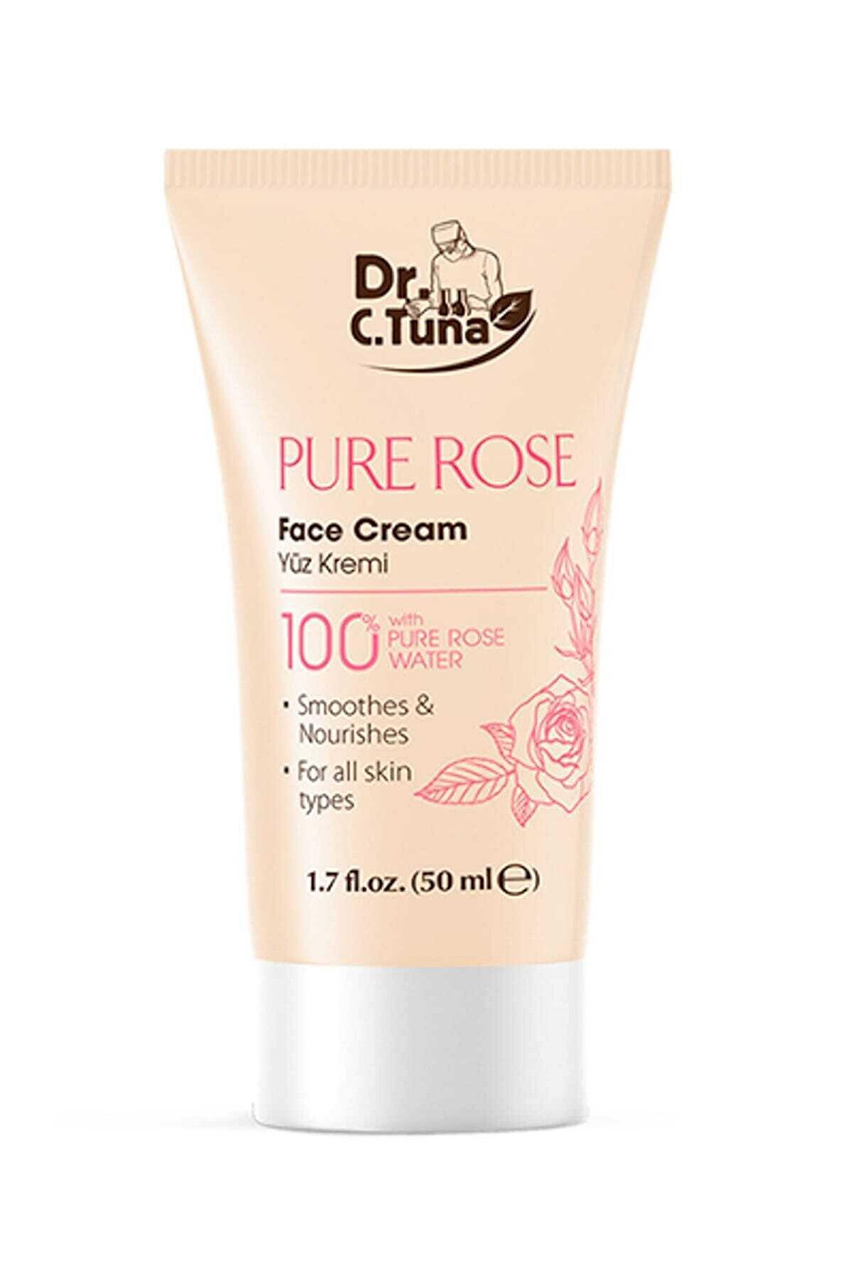 Farmasi Dr. C. Tuna Pure Rose Yüz Kremi 50 ml 8690131113452